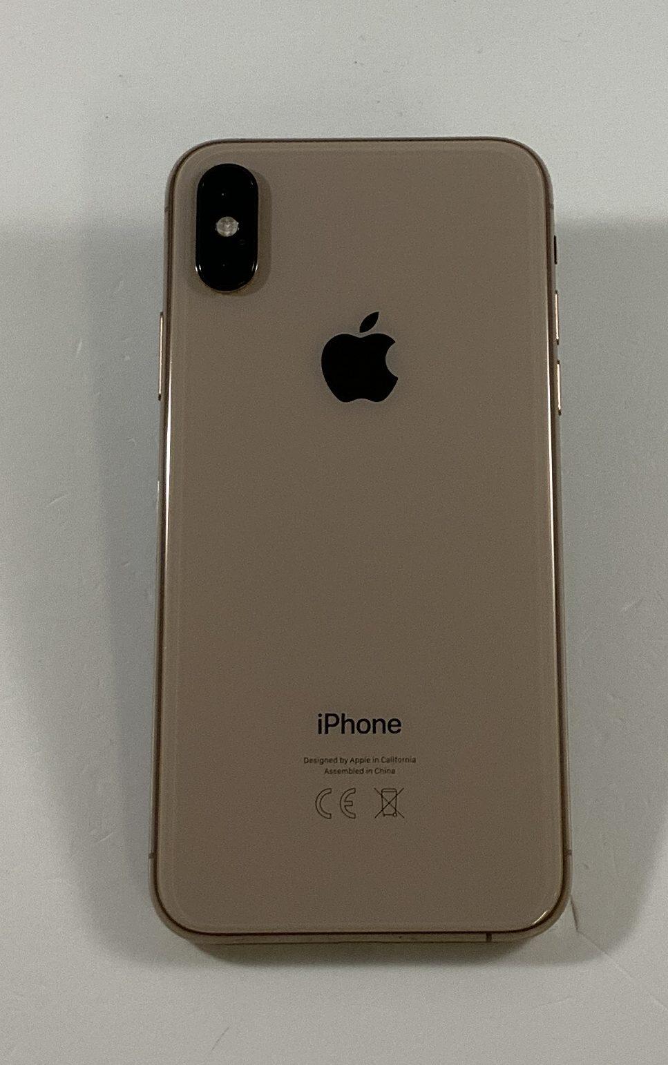 iPhone XS 256GB, 256GB, Gold, bild 2