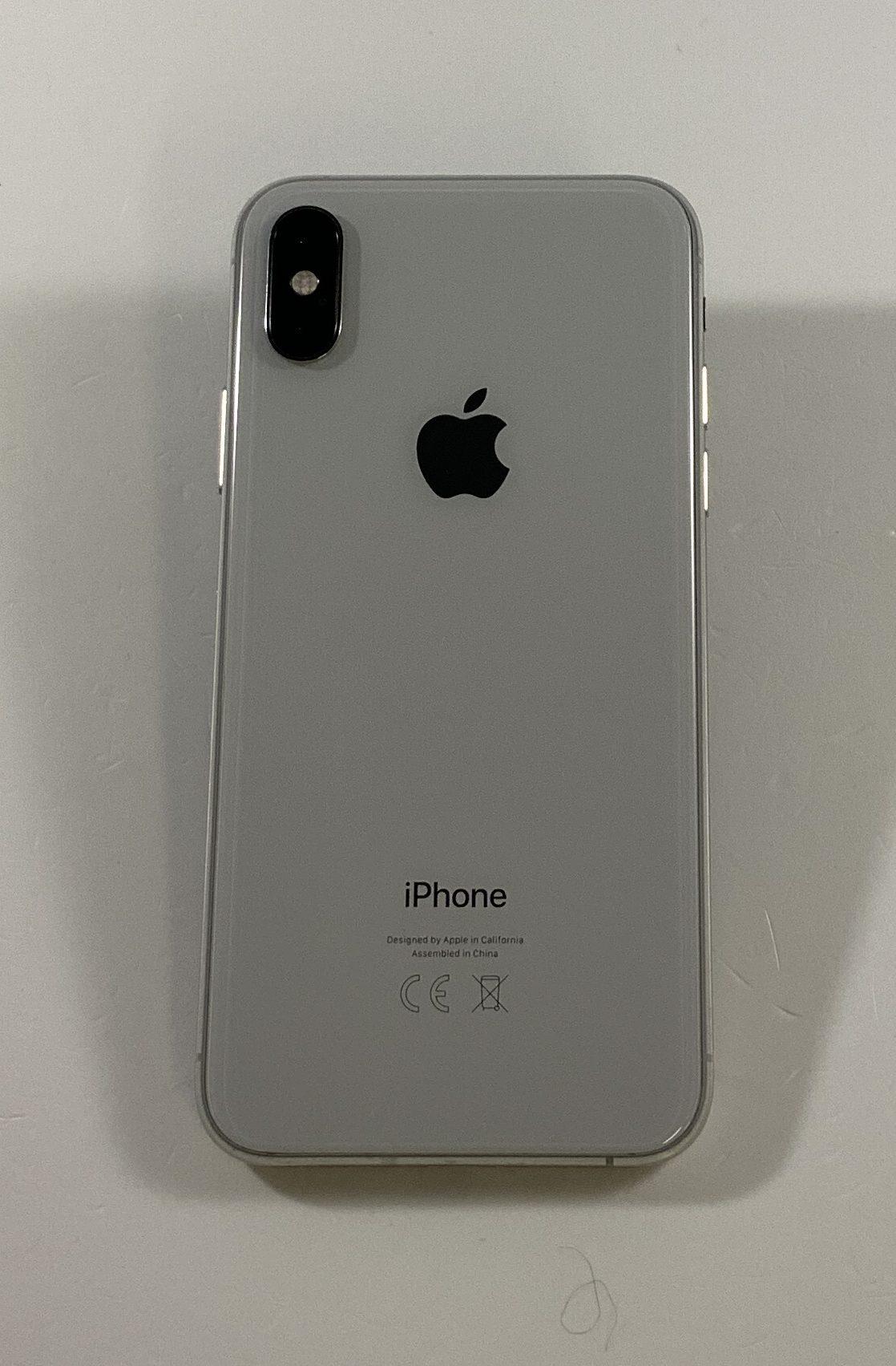 iPhone XS 64GB, 64GB, Silver, obraz 2