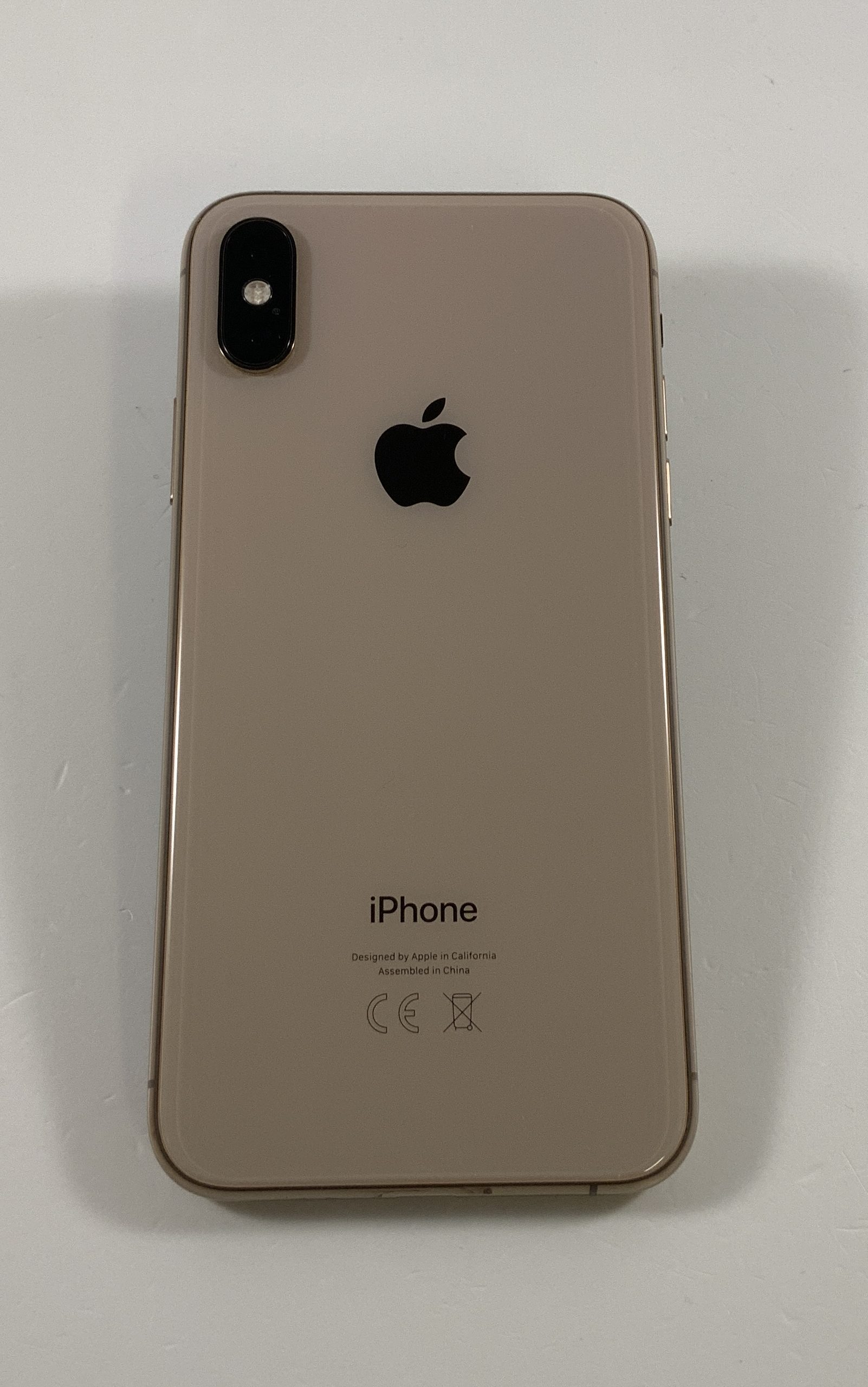 iPhone XS 64GB, 64GB, Gold, Kuva 2