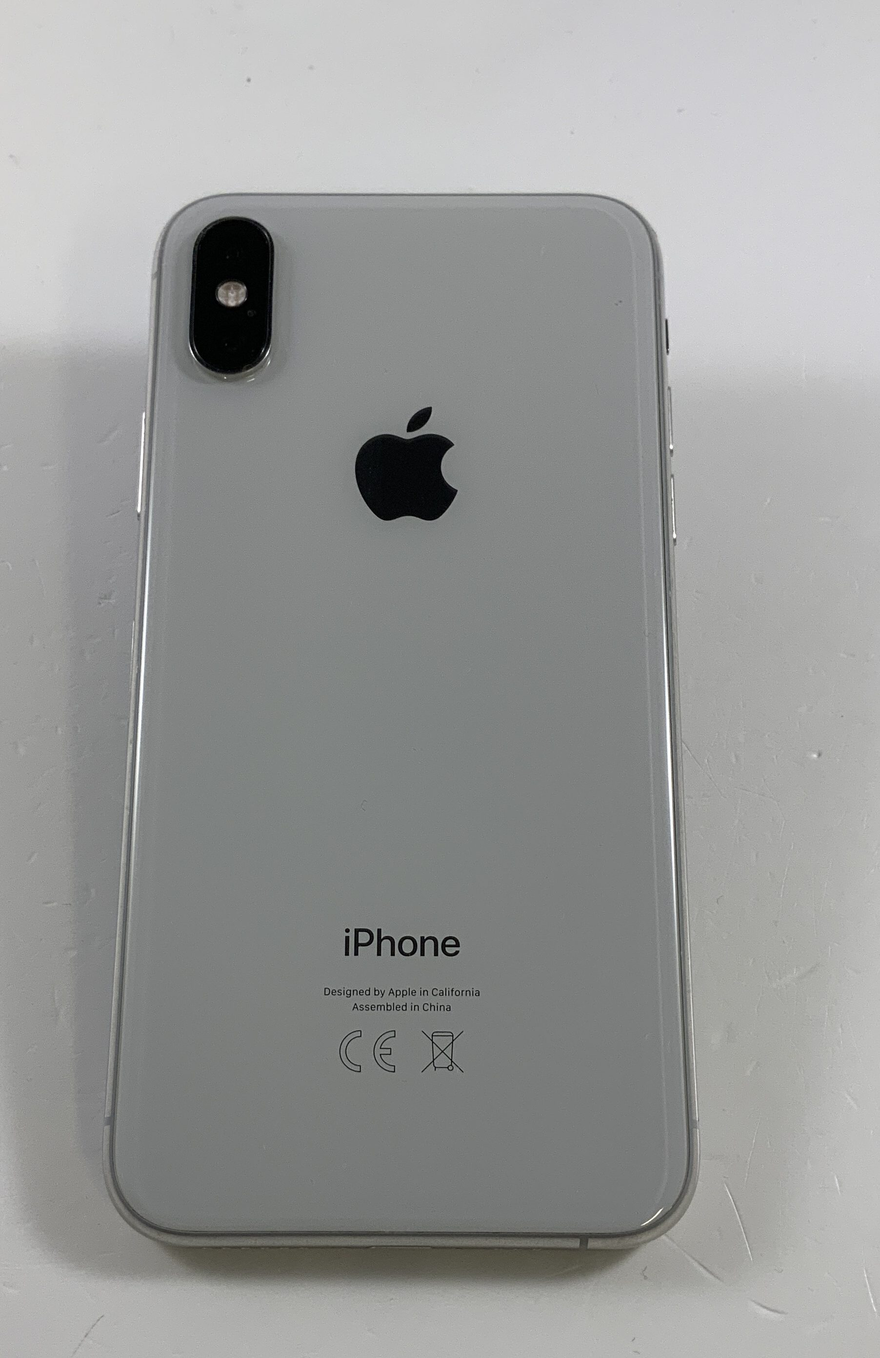 iPhone XS 64GB, 64GB, Silver, Kuva 2