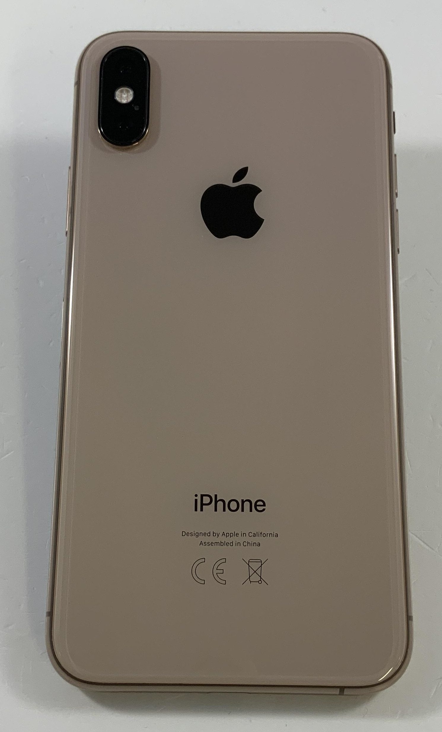 iPhone XS 64GB, 64GB, Gold, Bild 2