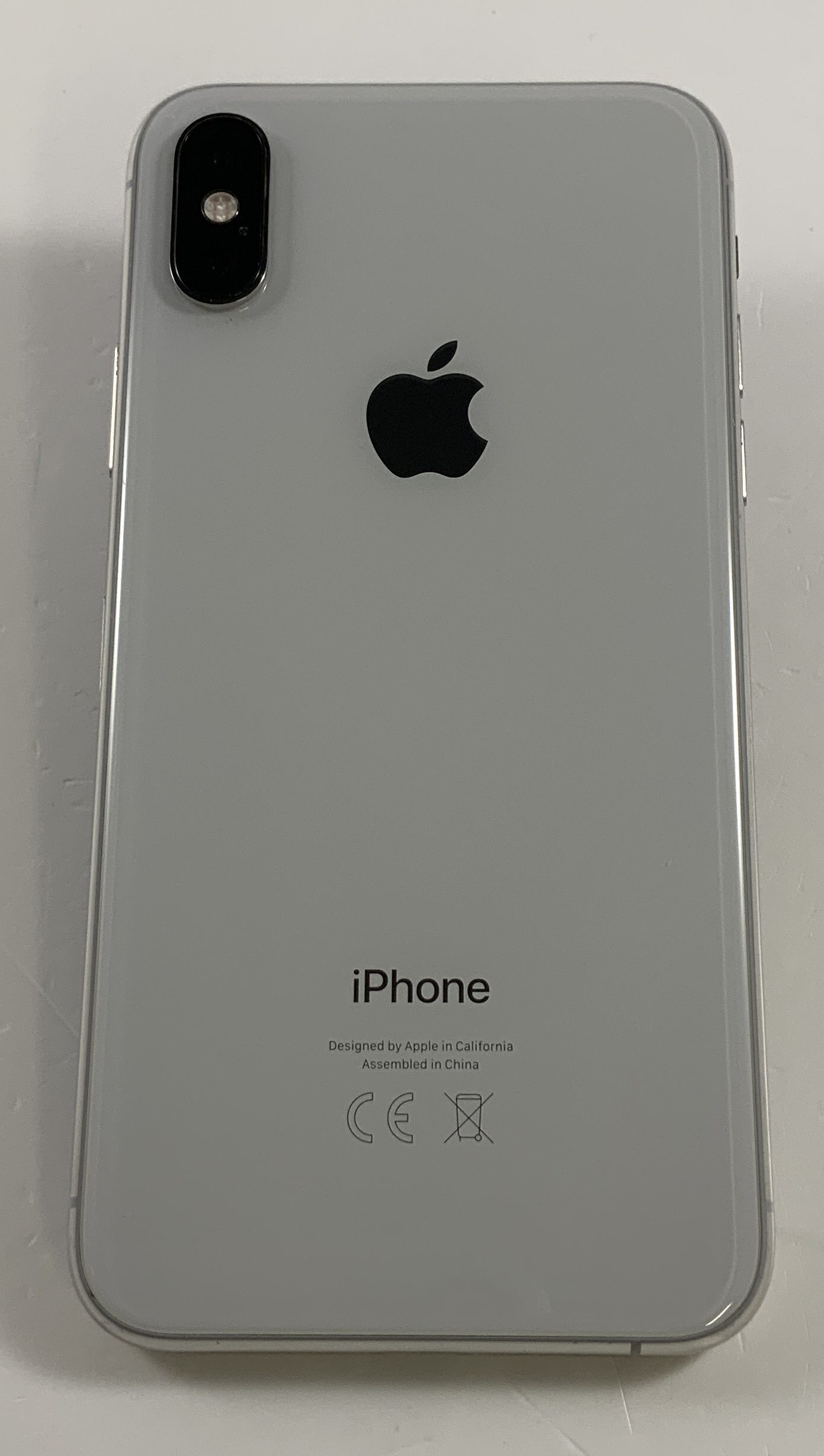 iPhone XS 64GB, 64GB, Silver, Afbeelding 2
