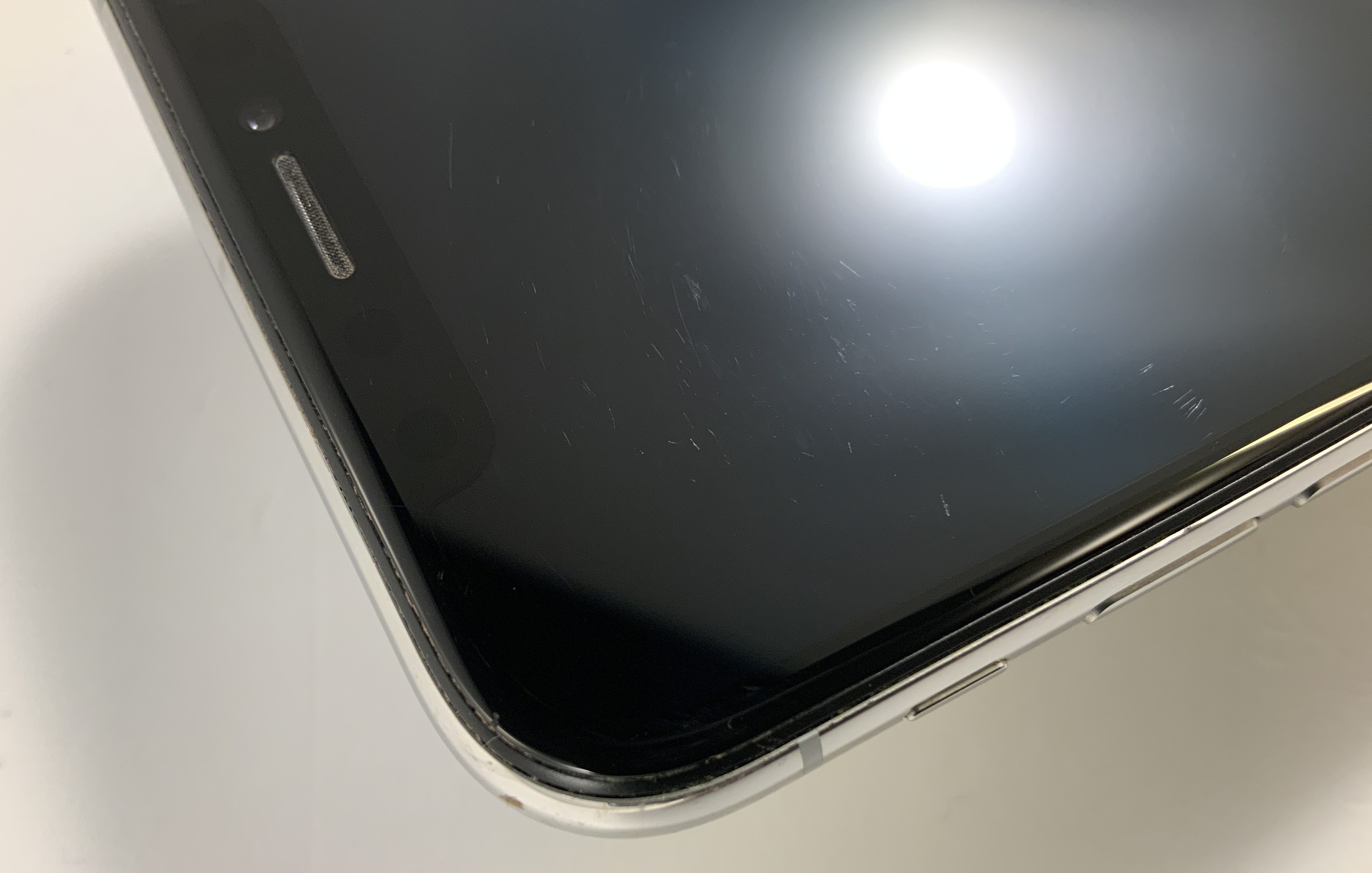 iPhone XS 64GB, 64GB, Silver, image 3