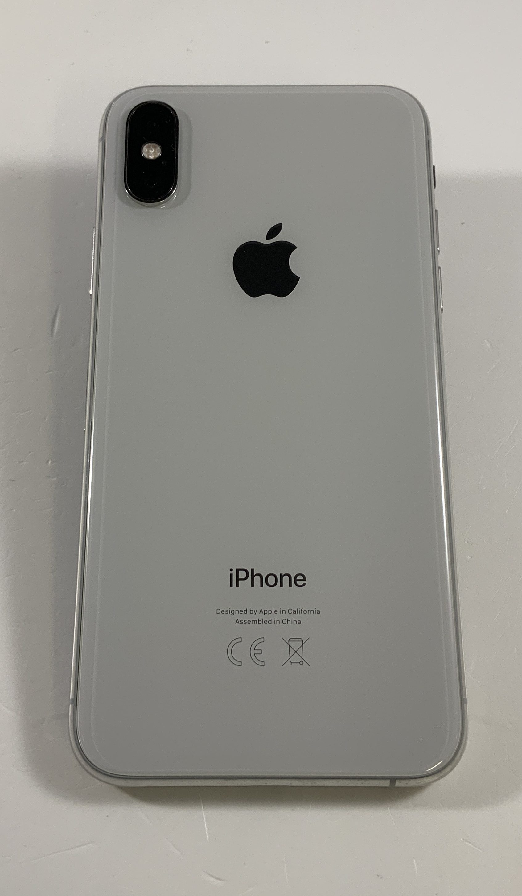 iPhone XS 64GB, 64GB, Silver, Bild 2