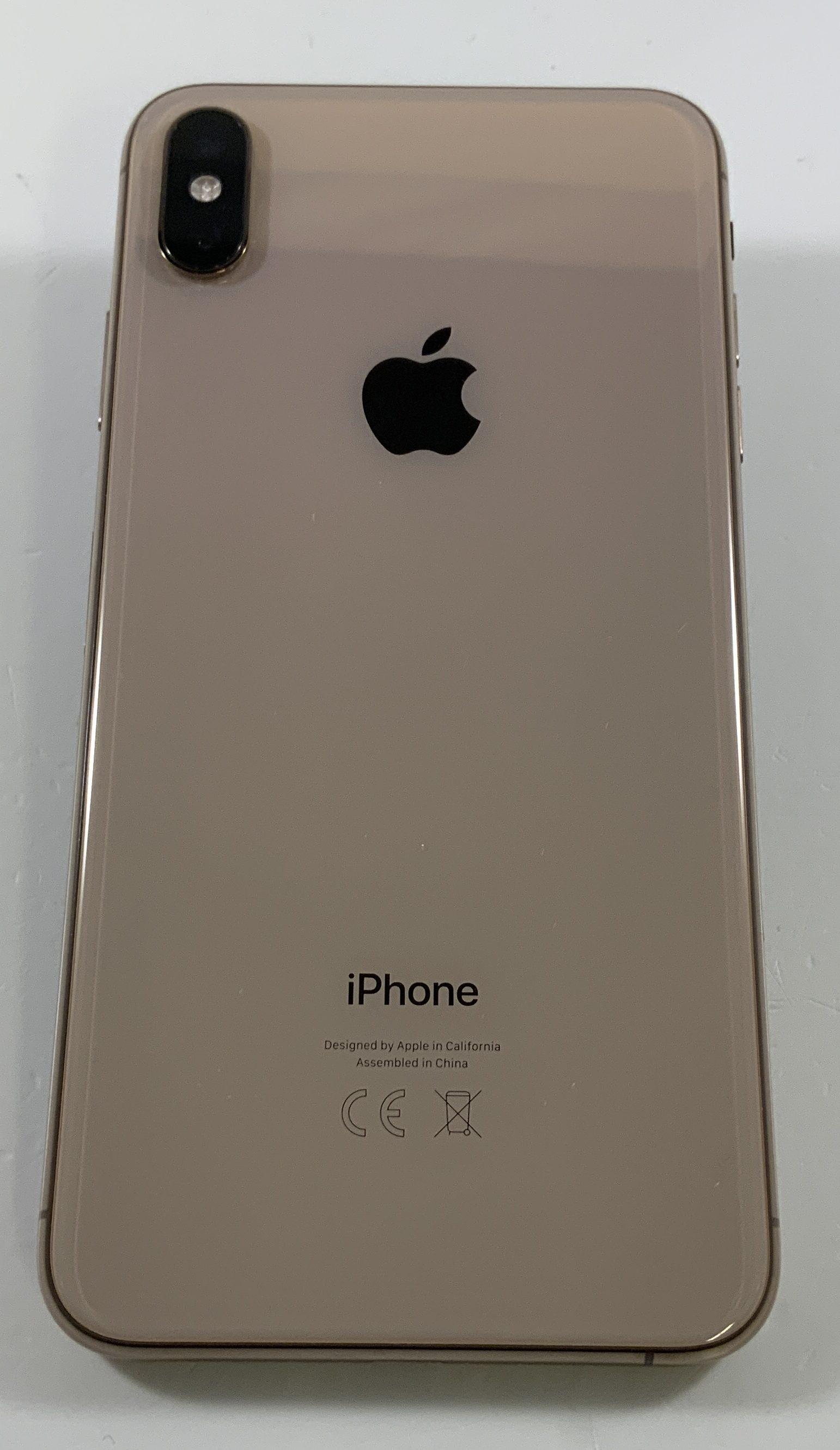 iPhone XS Max 256GB, 256GB, Gold, obraz 2