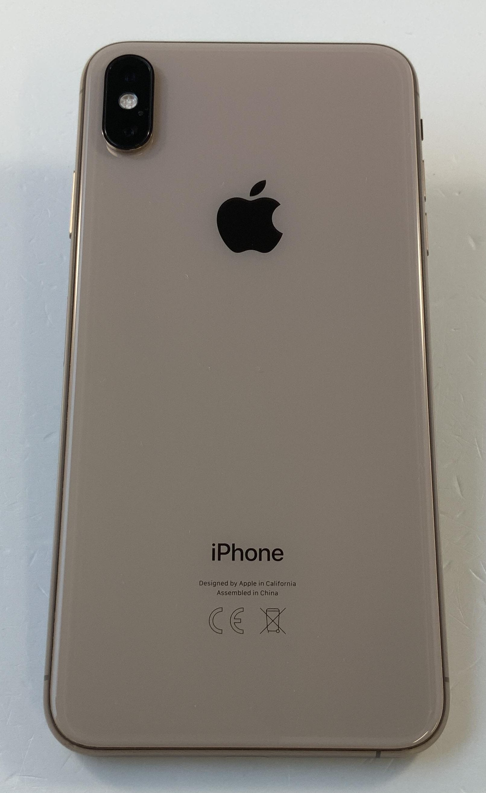 iPhone XS Max 256GB, 256GB, Gold, bild 2