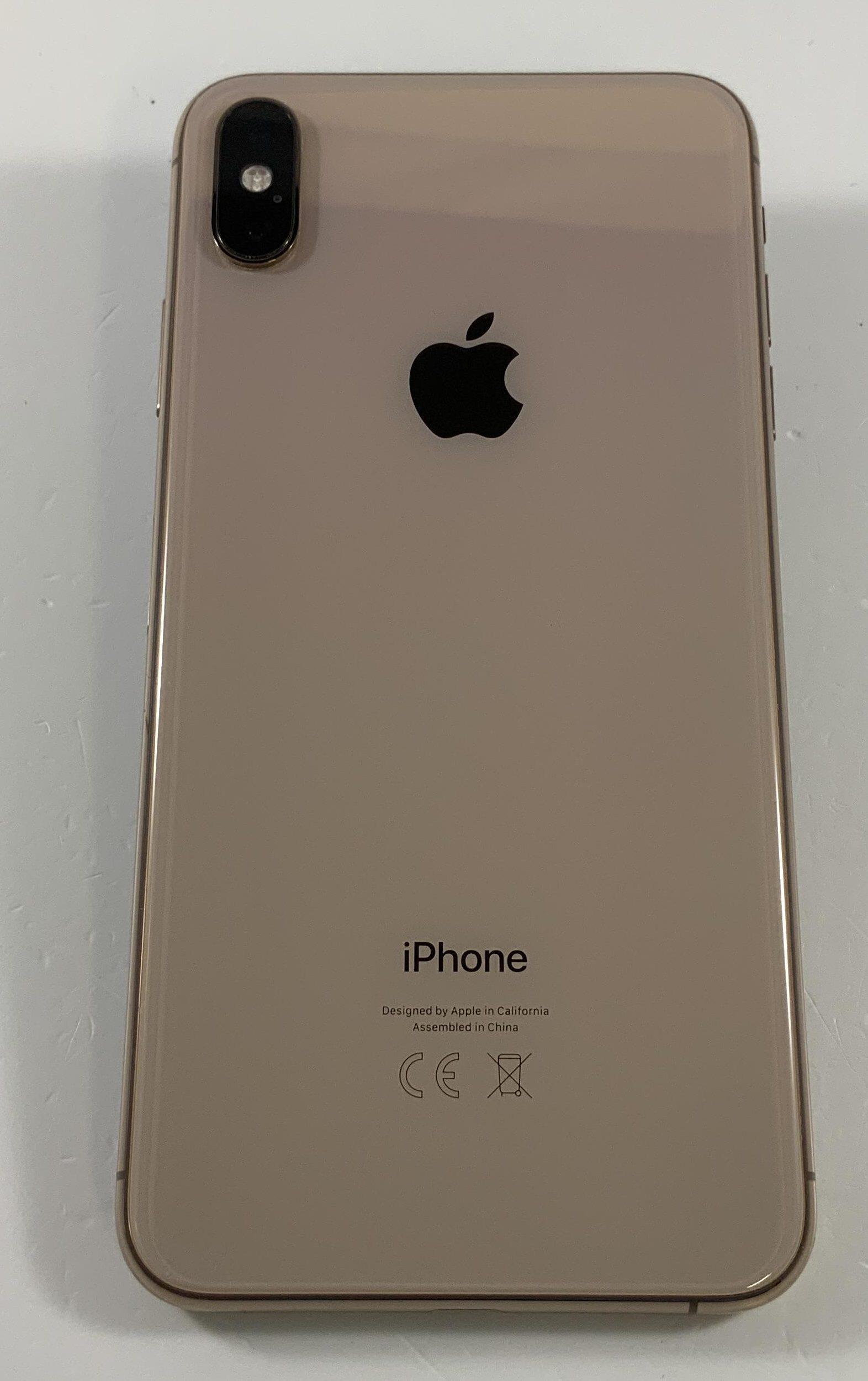 iPhone XS Max 512GB, 512GB, Gold, bild 2