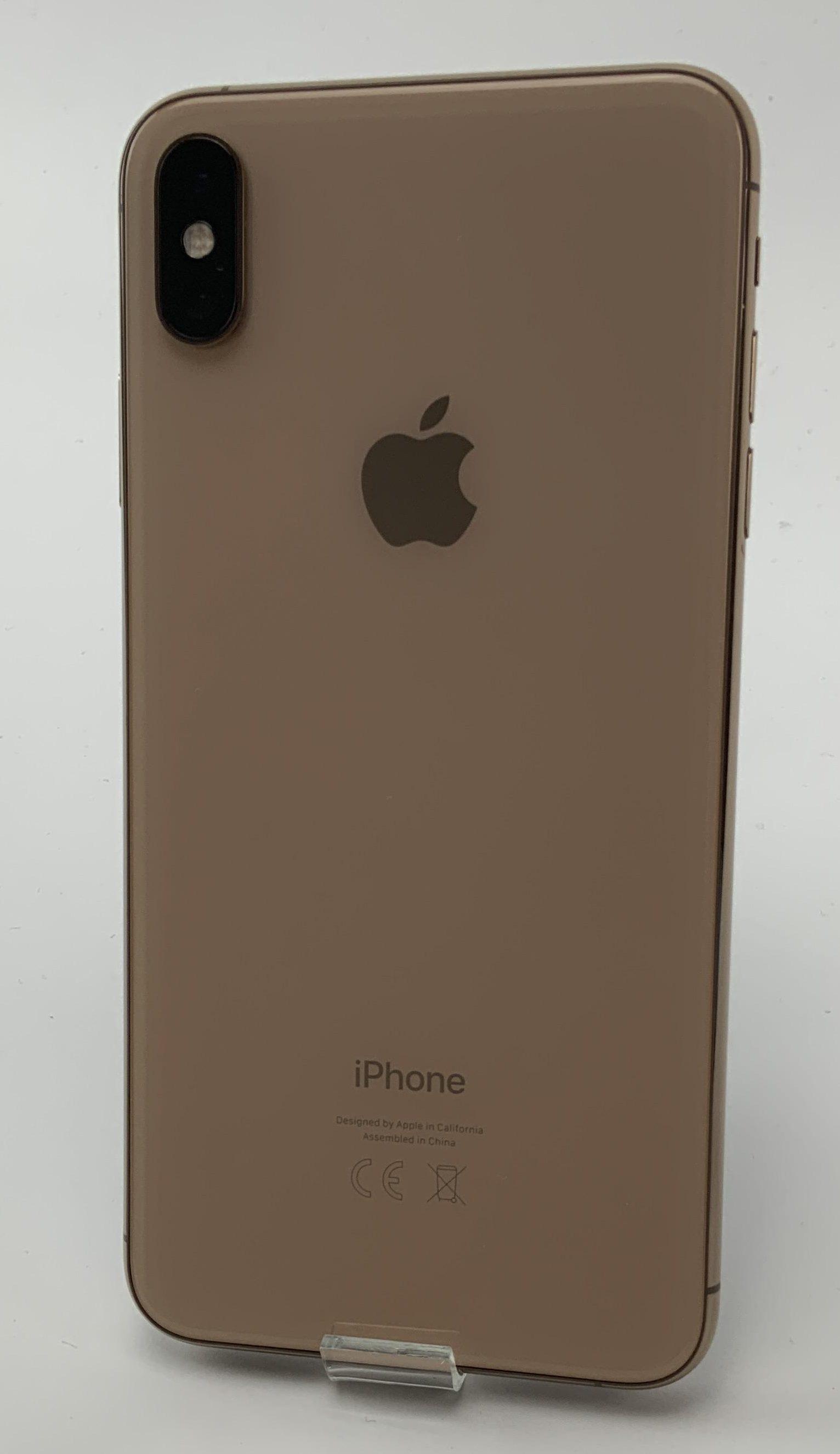 iPhone XS Max 64GB, 64GB, Gold, Afbeelding 2