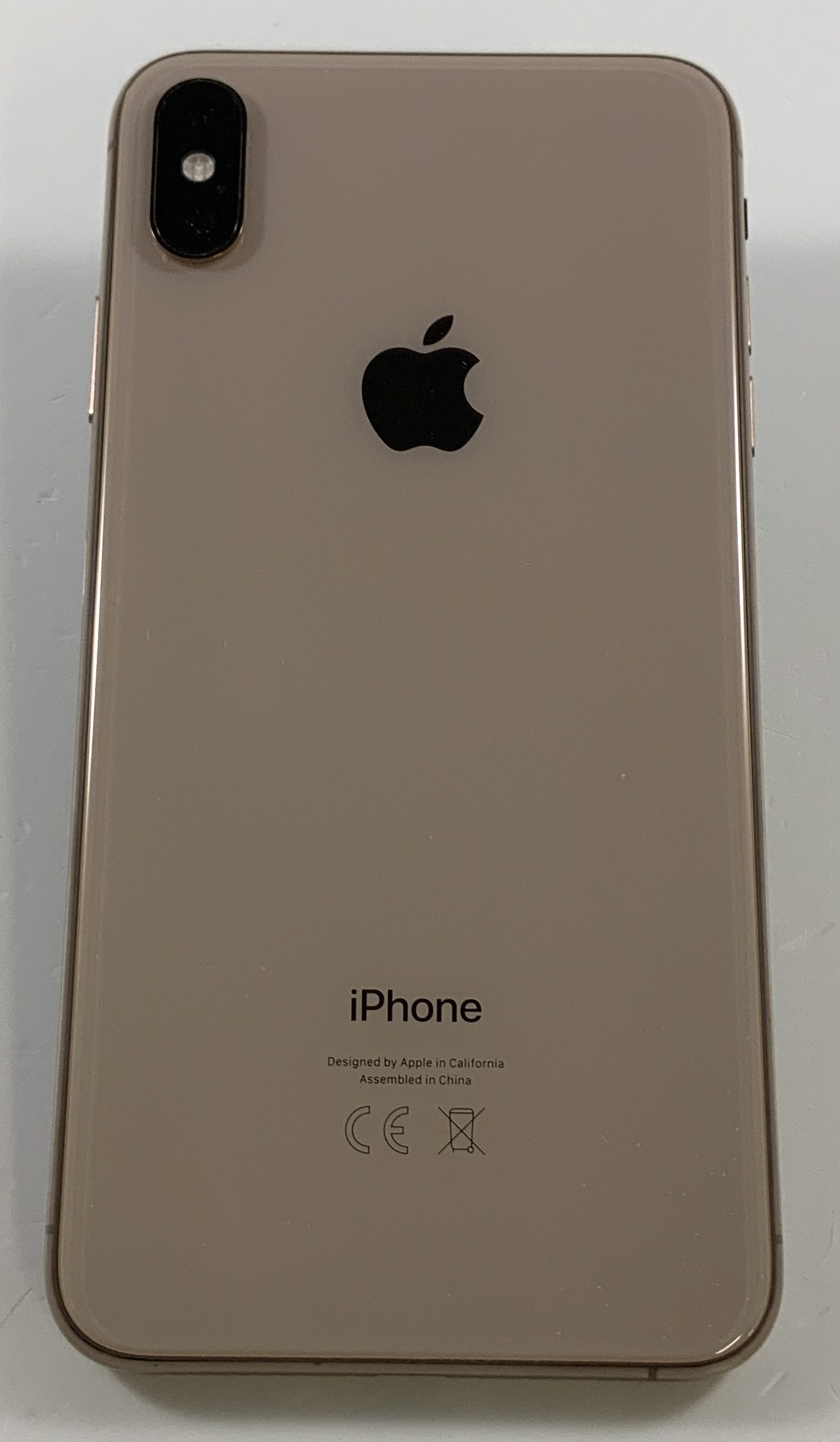 iPhone XS Max 64GB, 64GB, Gold, obraz 2