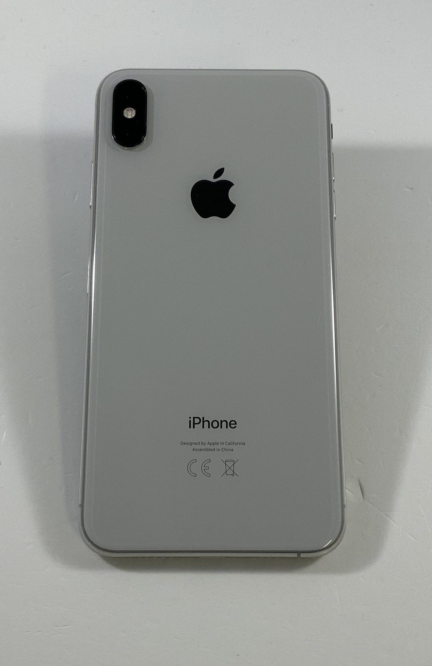 iPhone XS Max 64GB, 64GB, Silver, image 2