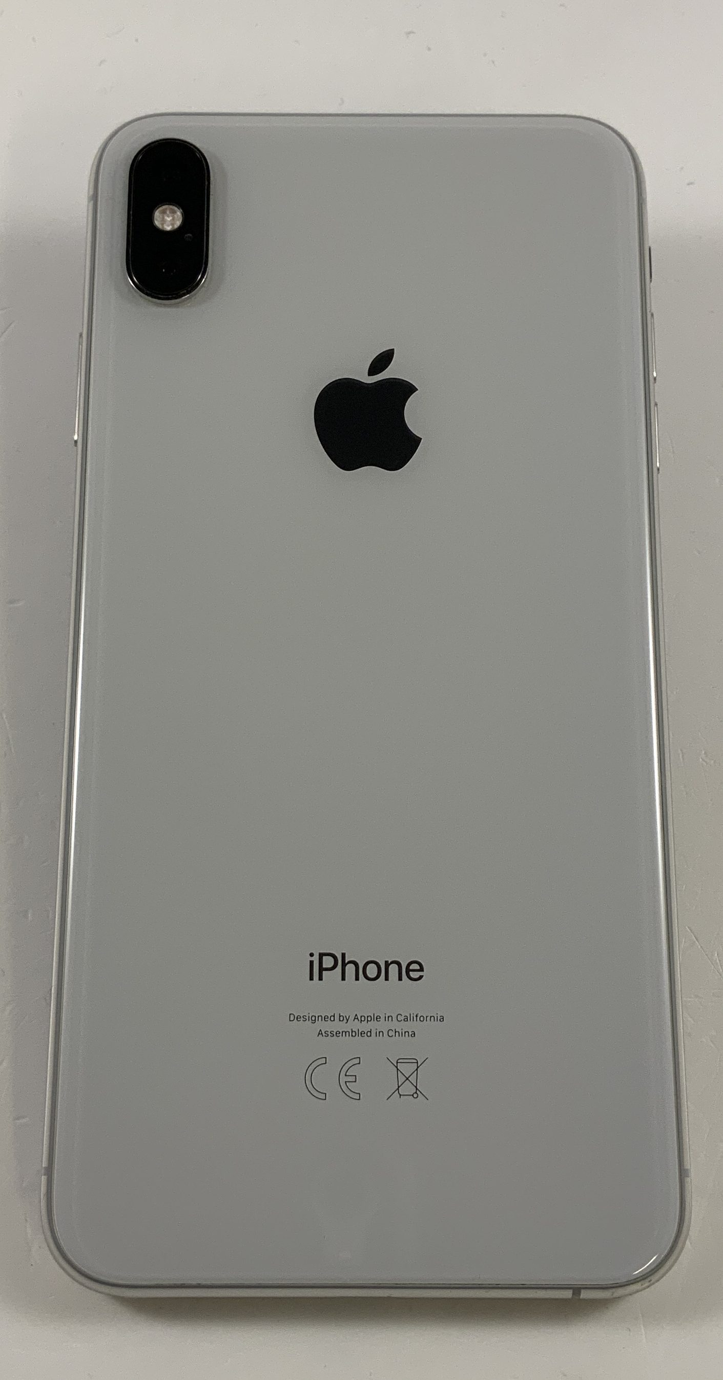 iPhone XS Max 64GB, 64GB, Silver, Bild 2