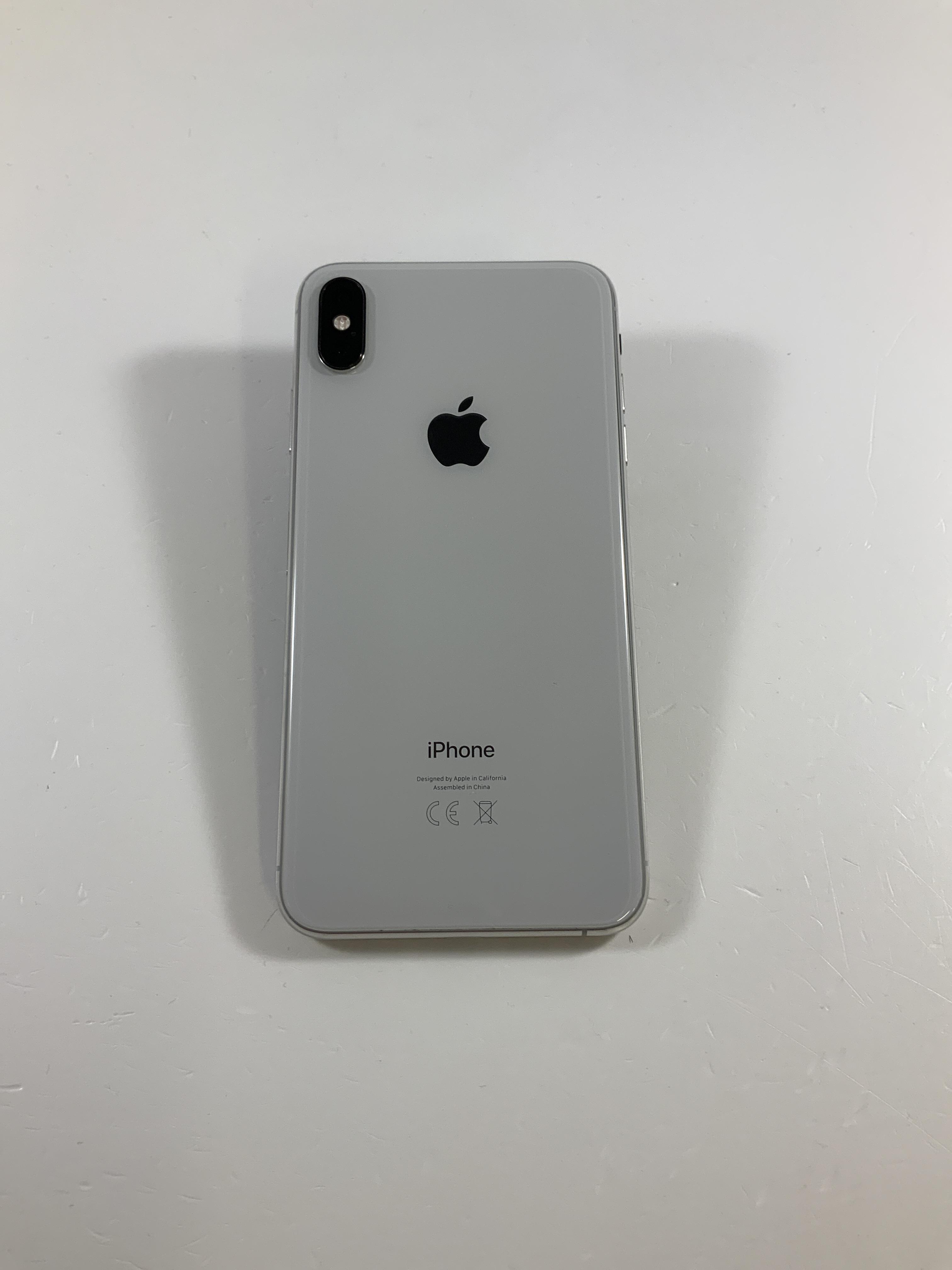 iPhone XS Max 64GB, 64GB, Silver, obraz 3