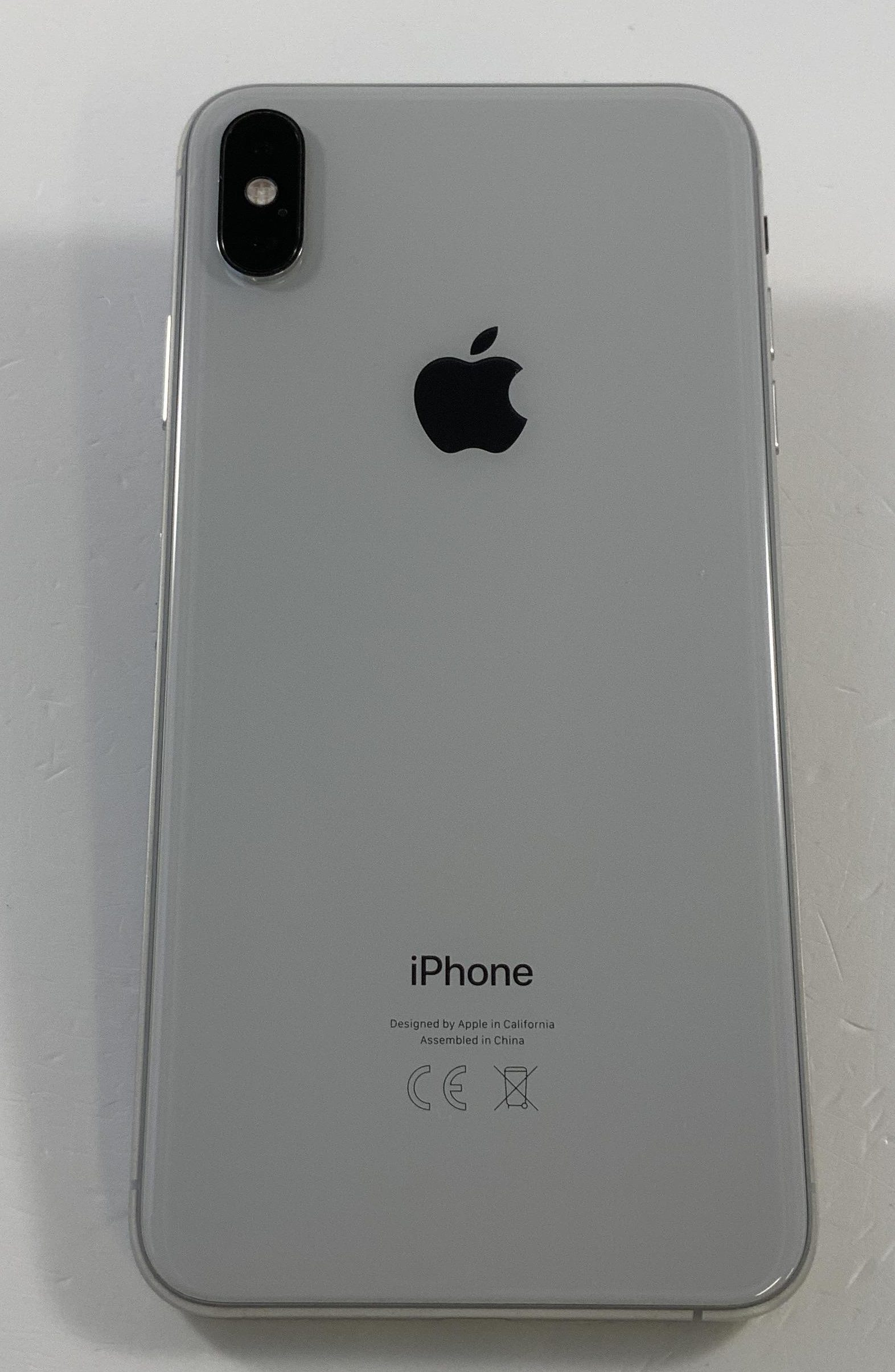 iPhone XS Max 64GB, 64GB, Silver, image 2