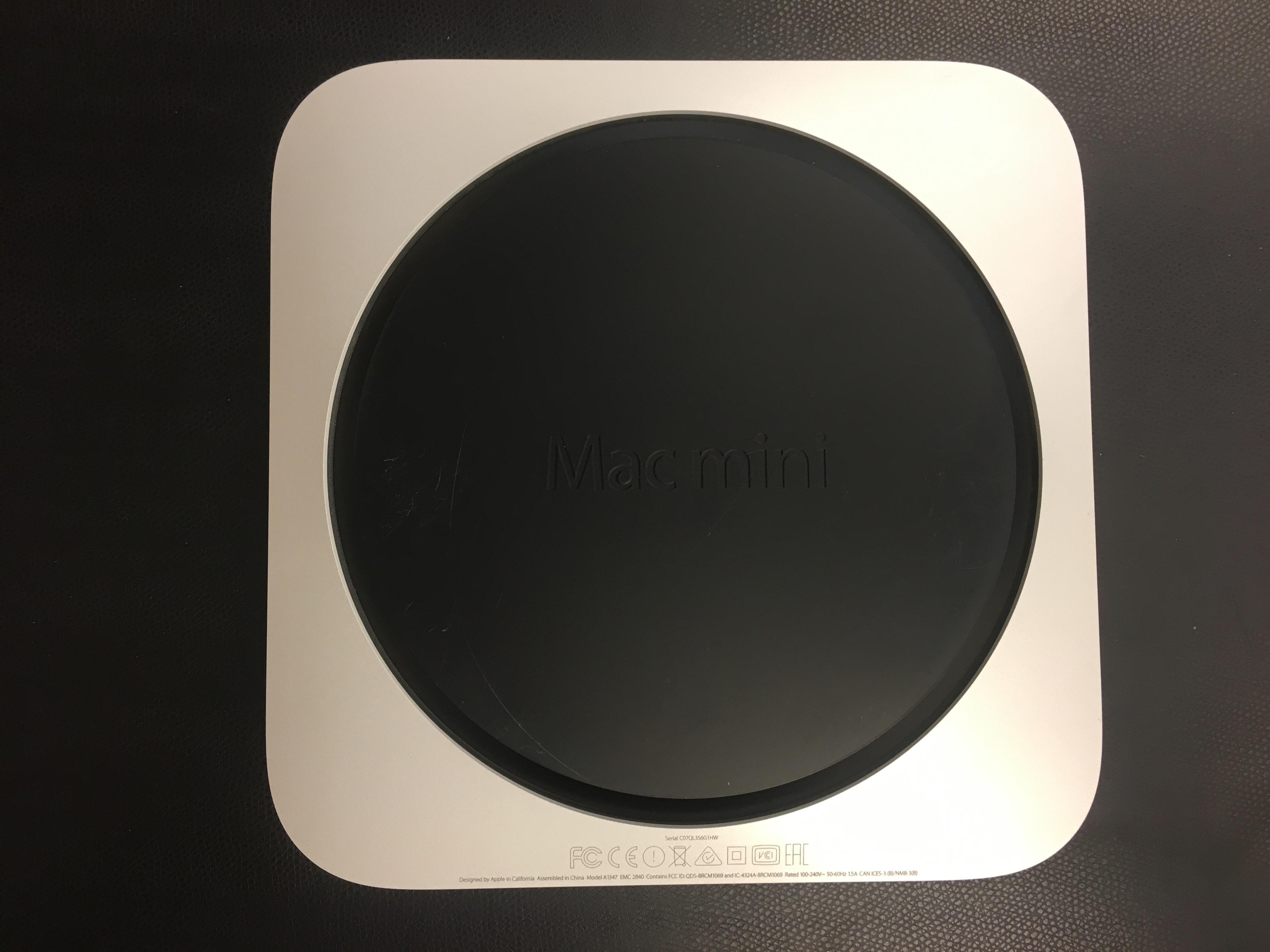 Mac Mini Late 2014 (Intel Core i5 2.6 GHz 8 GB RAM 1 TB HDD), Intel Core i5 2.6 GHz (Haswell), 8 GB PC3-12800 (1600 MHz) LPDDR3, 1 TB, bild 4