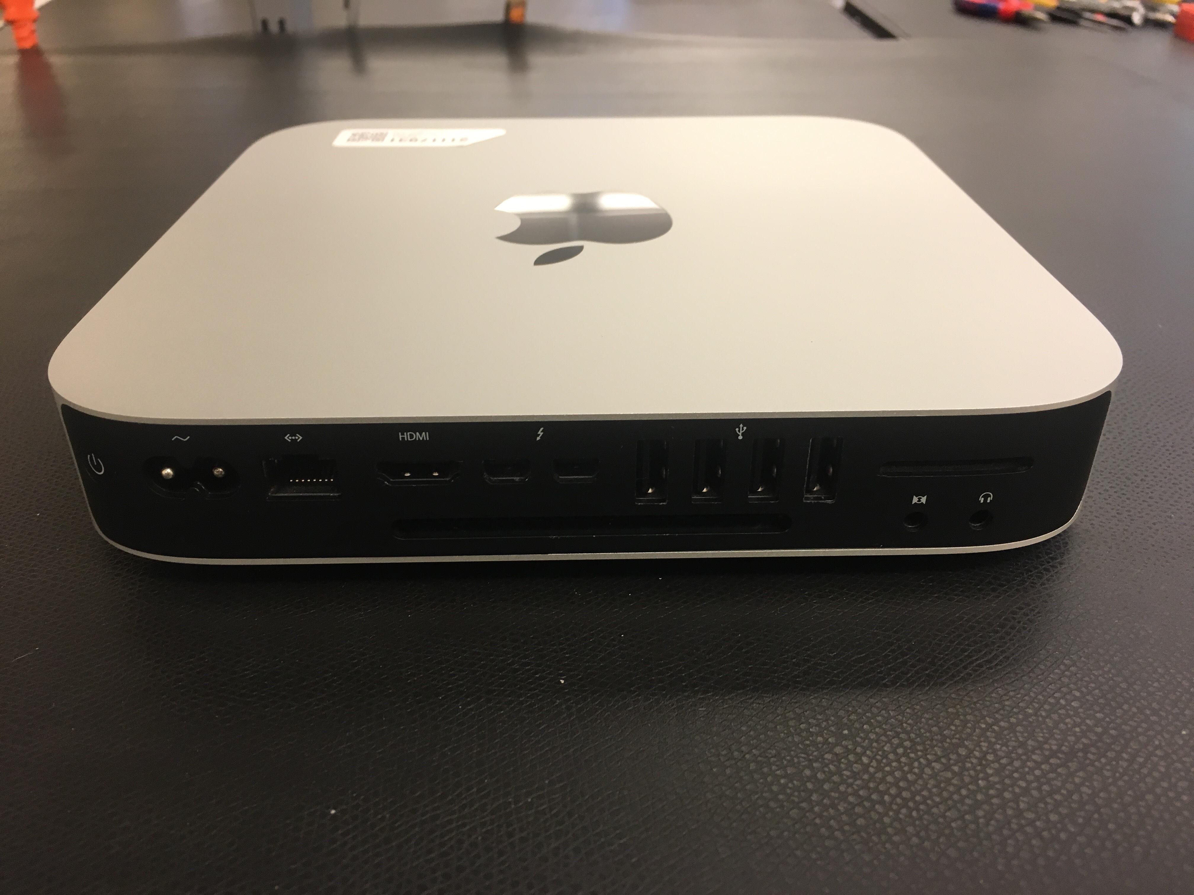 Mac Mini Late 2014 (Intel Core i5 2.6 GHz 8 GB RAM 1 TB HDD), Intel Core i5 2.6 GHz (Haswell), 8 GB PC3-12800 (1600 MHz) LPDDR3, 1 TB, bild 3