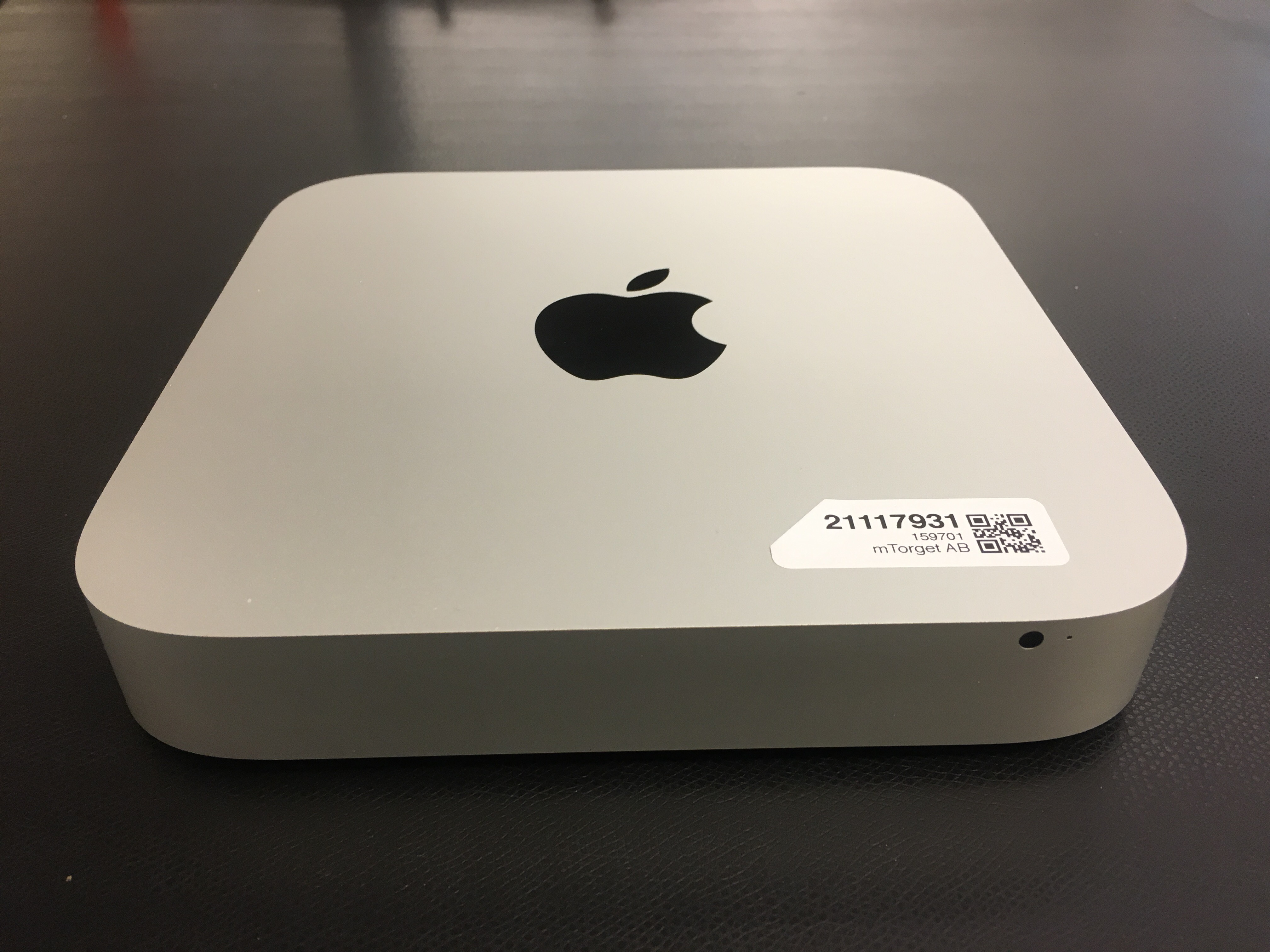 Mac Mini Late 2014 (Intel Core i5 2.6 GHz 8 GB RAM 1 TB HDD), Intel Core i5 2.6 GHz (Haswell), 8 GB PC3-12800 (1600 MHz) LPDDR3, 1 TB, bild 2
