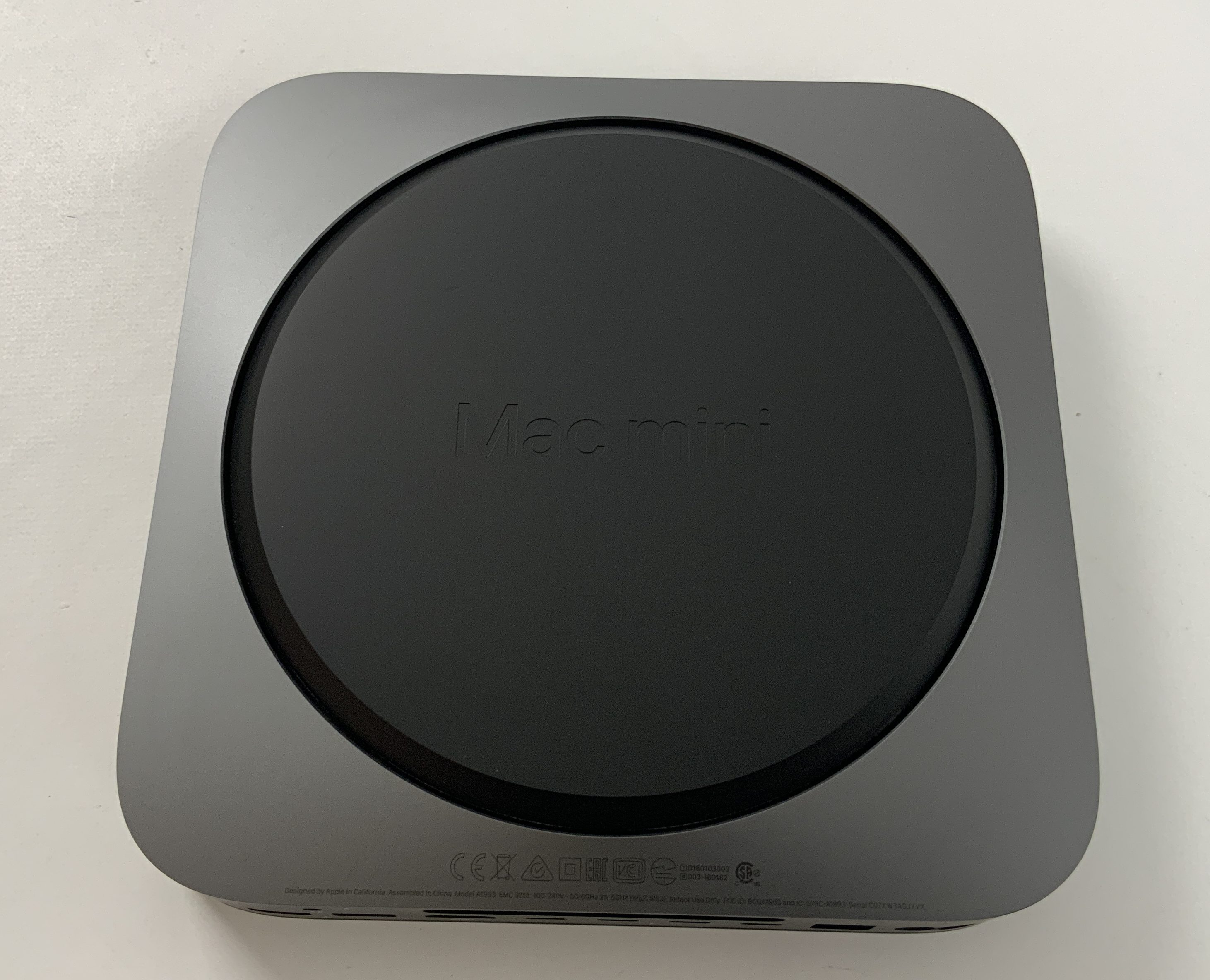 Mac Mini Late 2018 (Intel 6-Core i5 3.0 GHz 64 GB RAM 256 GB SSD), Intel 6-Core i5 3.0 GHz, 64 GB RAM, 256 GB SSD, imagen 2