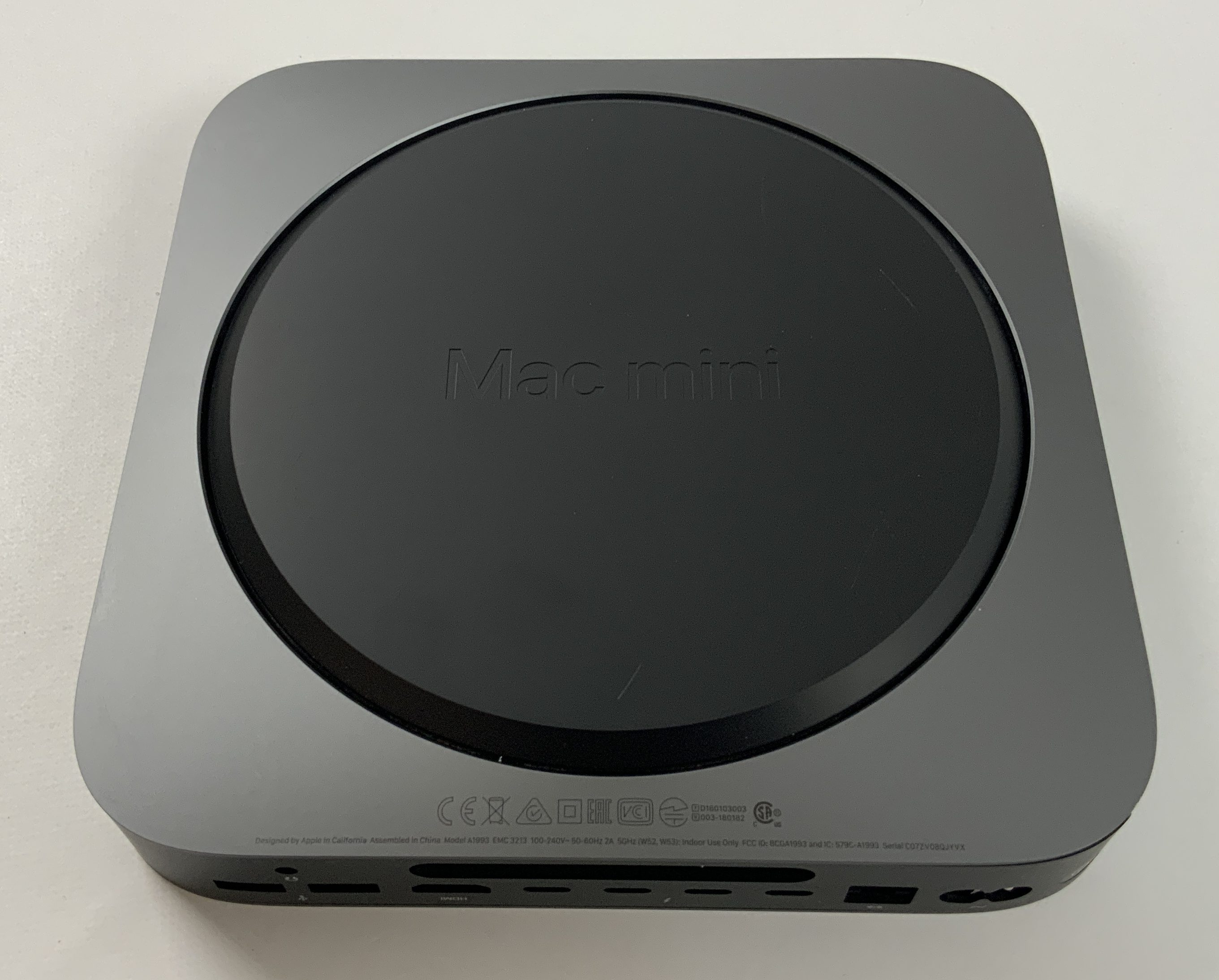Mac Mini Late 2018 (Intel 6-Core i5 3.0 GHz 8 GB RAM 256 GB SSD), Intel 6-Core i5 3.0 GHz, 8 GB RAM, 256 GB SSD, immagine 2