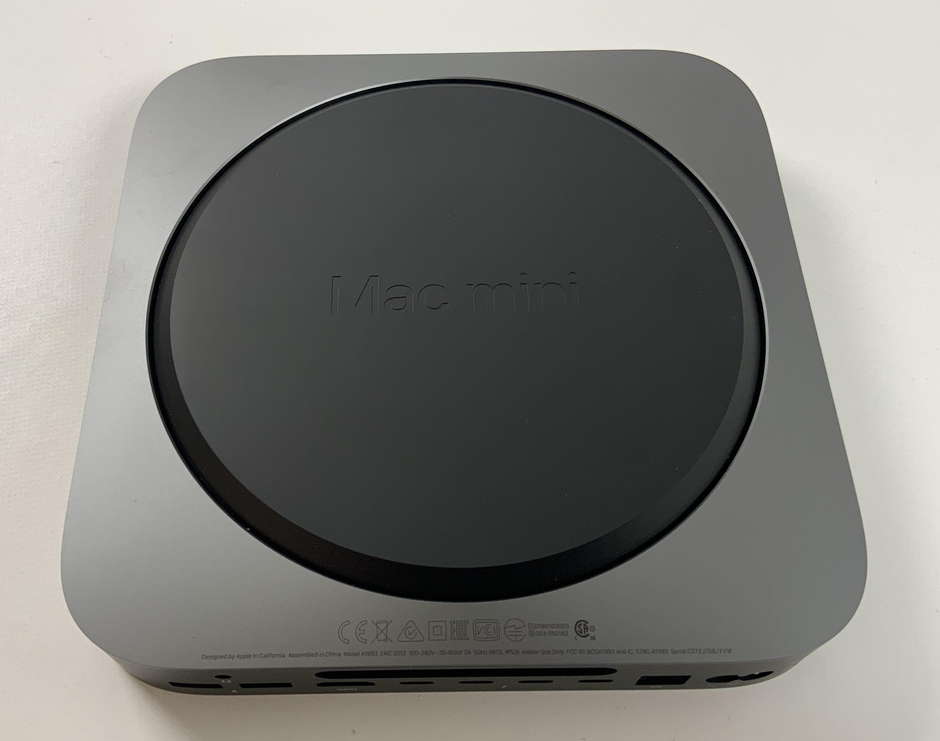 Mac Mini Late 2018 (Intel Quad-Core i3 3.6 GHz 8 GB RAM 128 GB SSD), Intel Quad-Core i3 3.6 GHz, 8 GB RAM, 128 GB SSD, Kuva 2