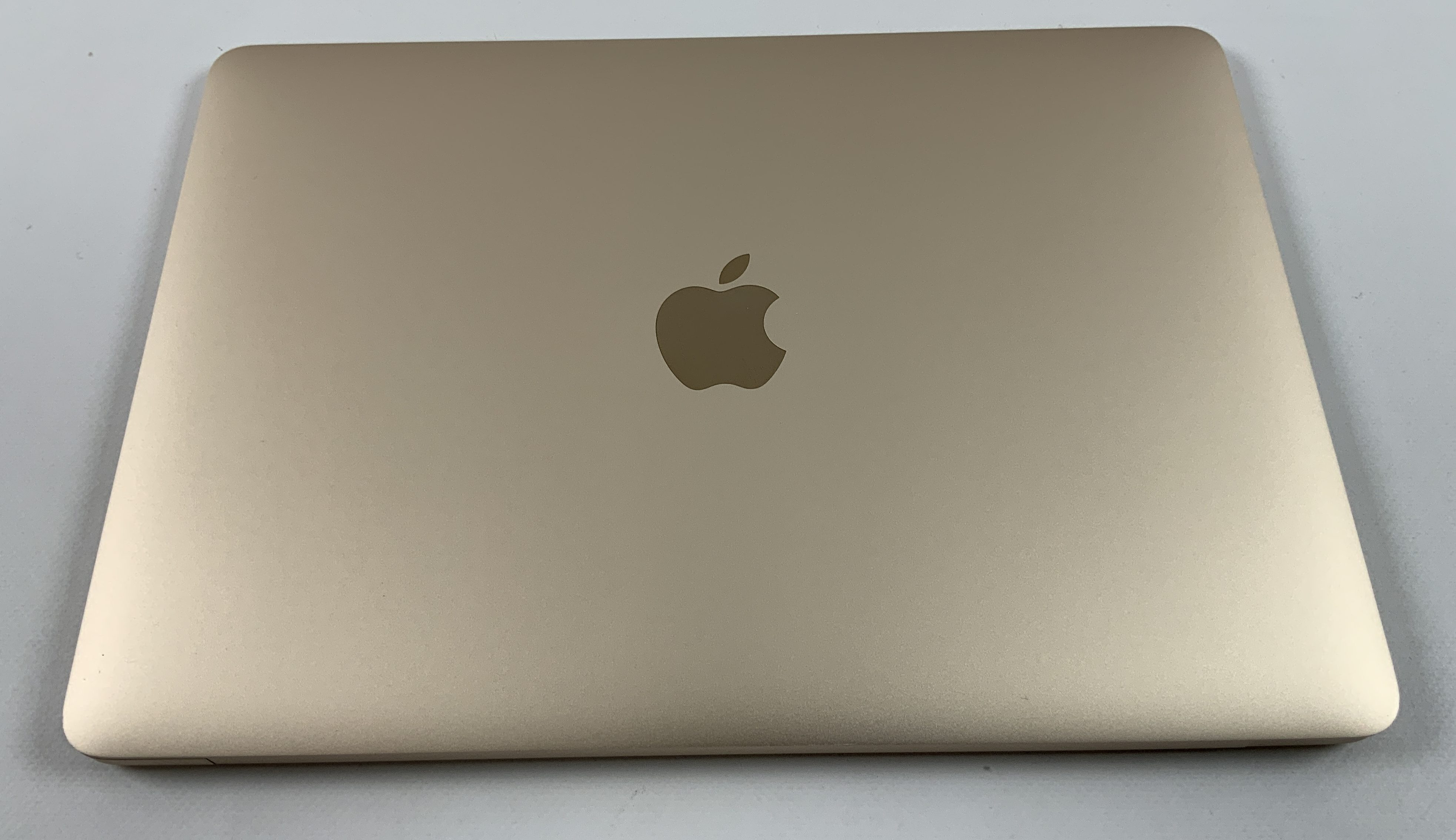 "MacBook 12"" Mid 2017 (Intel Core i7 1.4 GHz 16 GB RAM 256 GB SSD), Gold, Intel Core i7 1.4 GHz, 16 GB RAM, 256 GB SSD, Kuva 2"