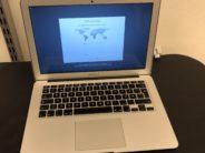 MacBook Air (13-inchMid 2013), 1,3 GHz Intel Core i5, 4 GB 1600 MHz DDR3, 128 GB SSD, Produktens ålder: 60 månader, image 3
