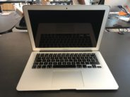 MacBook Air 13-inch, Intel Core i5 1.7 GHz (Ivy Bridge), 4 GB PC3-12800 (1600 MHz) DDR3L, 64 GB Flash, Produktens ålder: 76 månader, image 3