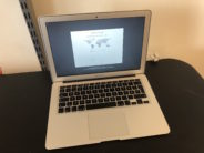 MacBook Air 13-inch, 1,7 GHz Intel Core i5, 4 GB 1600 MHz DDR3, 64 GB SSD, Produktens ålder: 74 månader, image 3