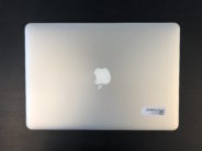 MacBook Air 13-inch, 1,7 GHz Intel Core i5, 4 GB 1600 MHz DDR3, 64 GB SSD, Produktens ålder: 74 månader, image 2