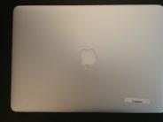MacBook Air 13-inch, Intel Core i5 1,3 GHz (Haswell), 4 GB PC3-12800 (1600 MHz) LPDDR3, 128 GB Flash, Produktens ålder: 61 månader, image 2