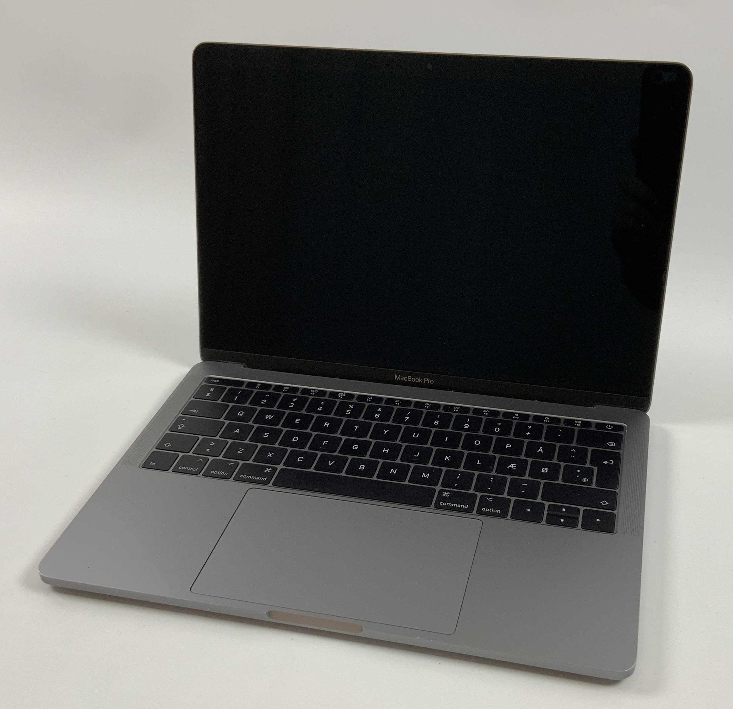 "MacBook Pro 13"" 2TBT Mid 2017 (Intel Core i5 2.3 GHz 8 GB RAM 128 GB SSD), Space Gray, Intel Core i5 2.3 GHz, 8 GB RAM, 128 GB SSD, bild 1"