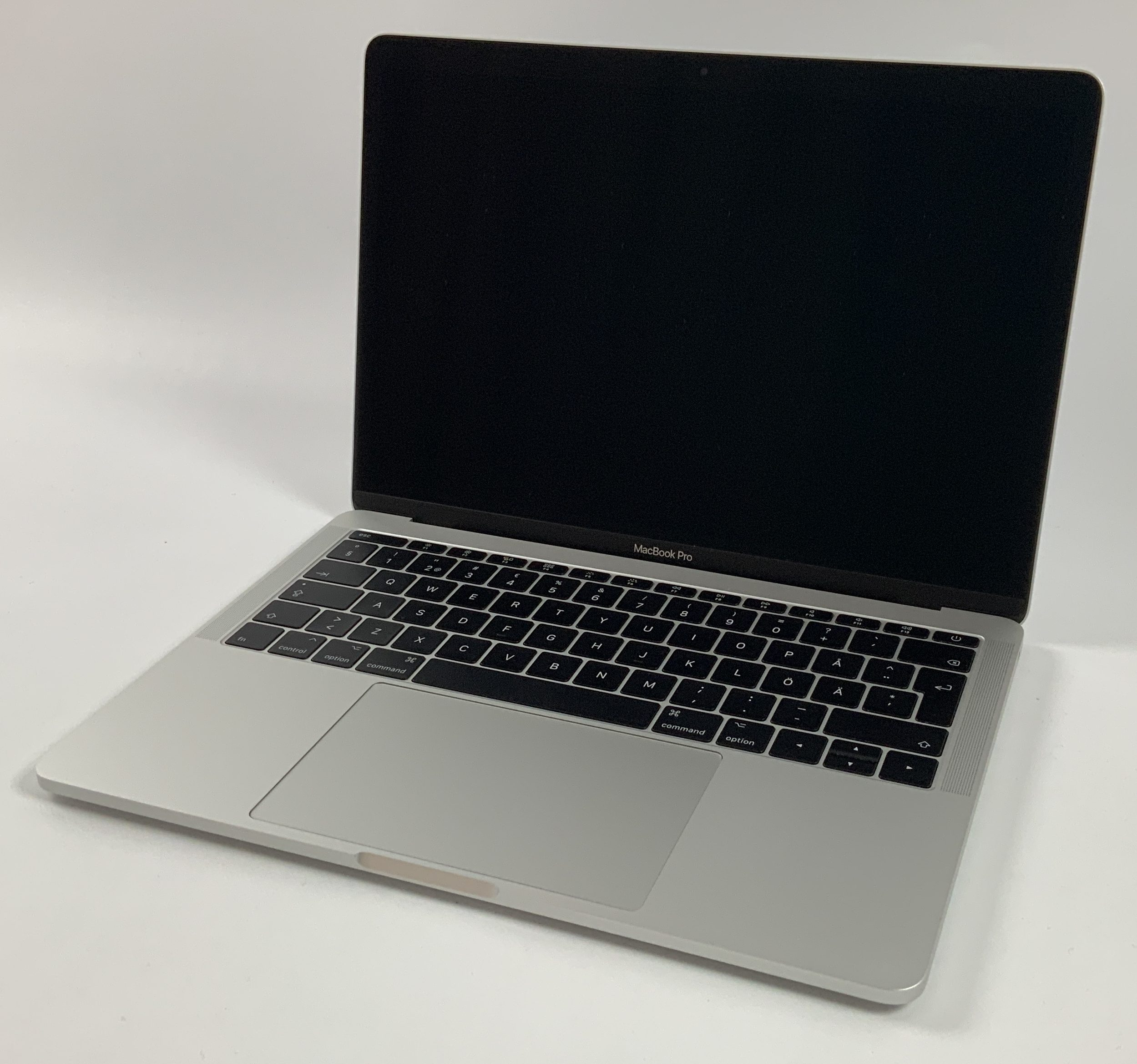 "MacBook Pro 13"" 2TBT Mid 2017 (Intel Core i5 2.3 GHz 8 GB RAM 128 GB SSD), Silver, Intel Core i5 2.3 GHz, 8 GB RAM, 128 GB SSD, bild 1"