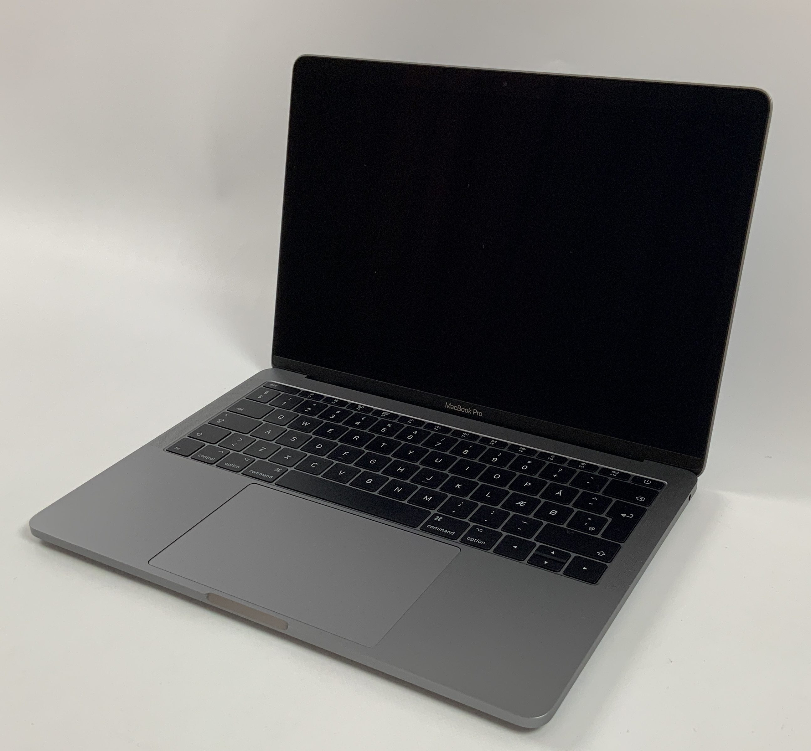 "MacBook Pro 13"" 2TBT Mid 2017 (Intel Core i5 2.3 GHz 8 GB RAM 128 GB SSD), Space Gray, Intel Core i5 2.3 GHz, 8 GB RAM, 128 GB SSD, image 1"
