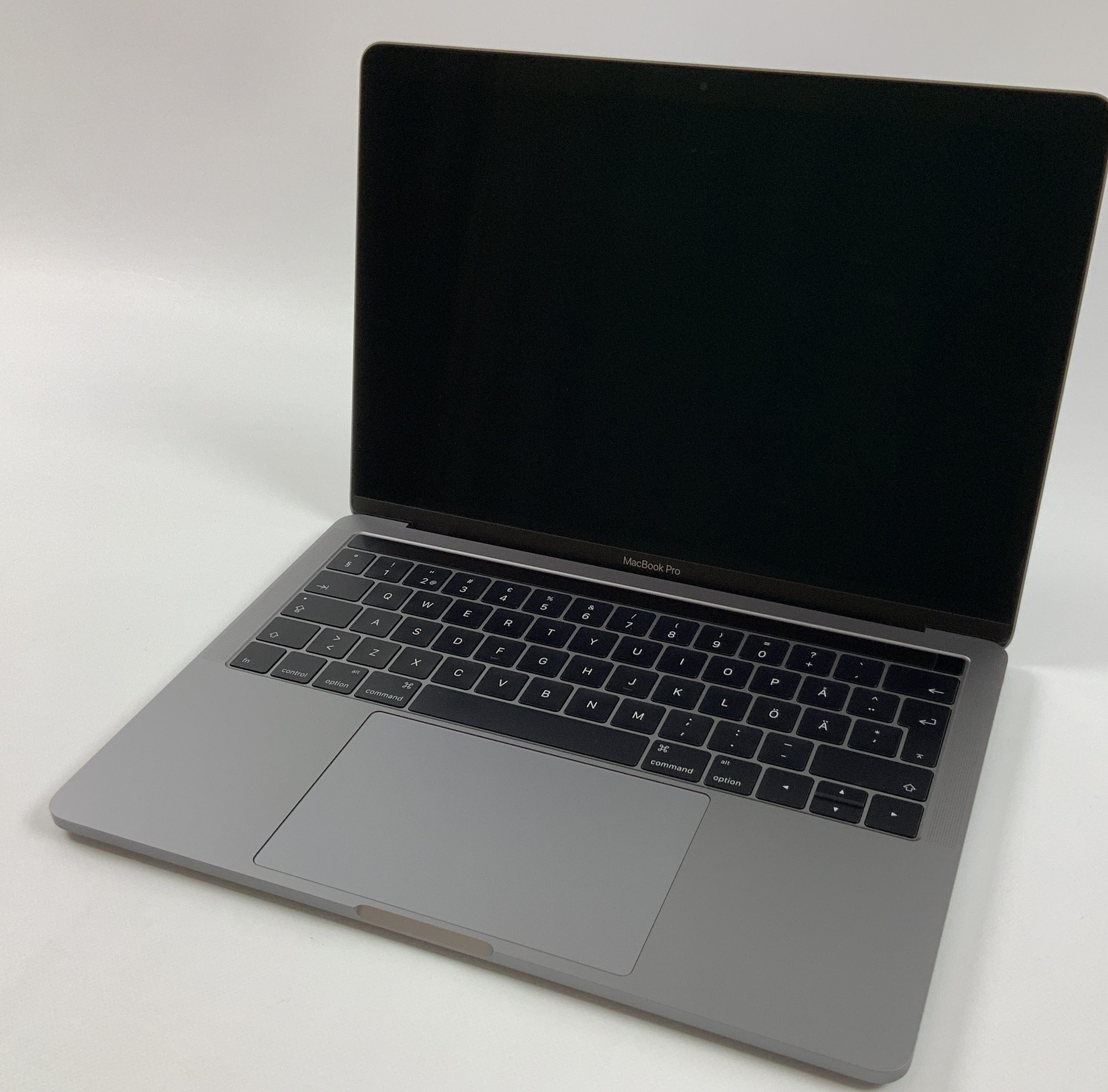 "MacBook Pro 13"" 4TBT Late 2016 (Intel Core i5 2.9 GHz 8 GB RAM 256 GB SSD), Space Gray, Intel Core i5 2.9 GHz, 8 GB RAM, 256 GB SSD, obraz 1"