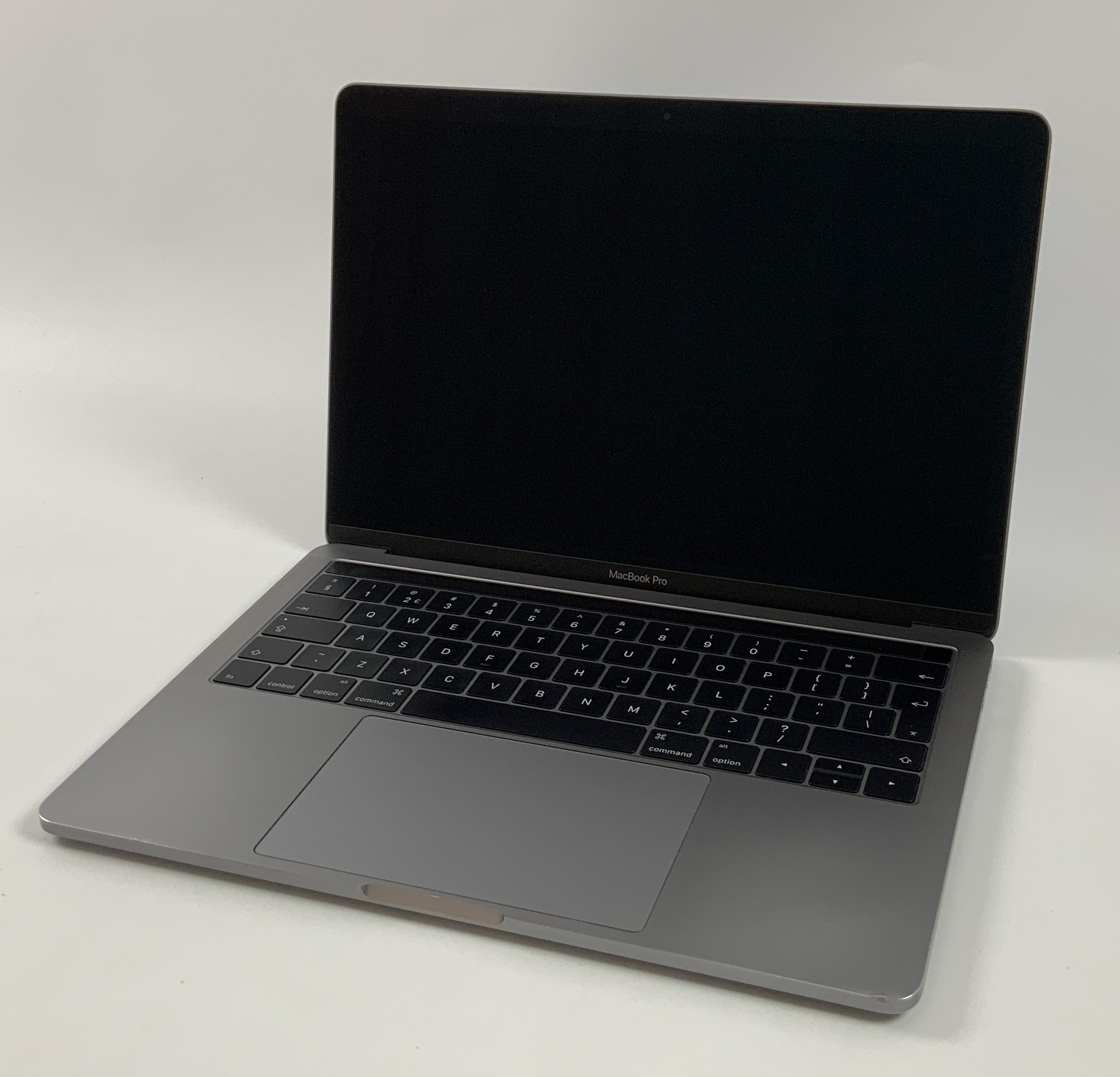 "MacBook Pro 13"" 4TBT Late 2016 (Intel Core i5 2.9 GHz 8 GB RAM 256 GB SSD), Space Gray, Intel Core i5 2.9 GHz, 8 GB RAM, 256 GB SSD, Bild 1"