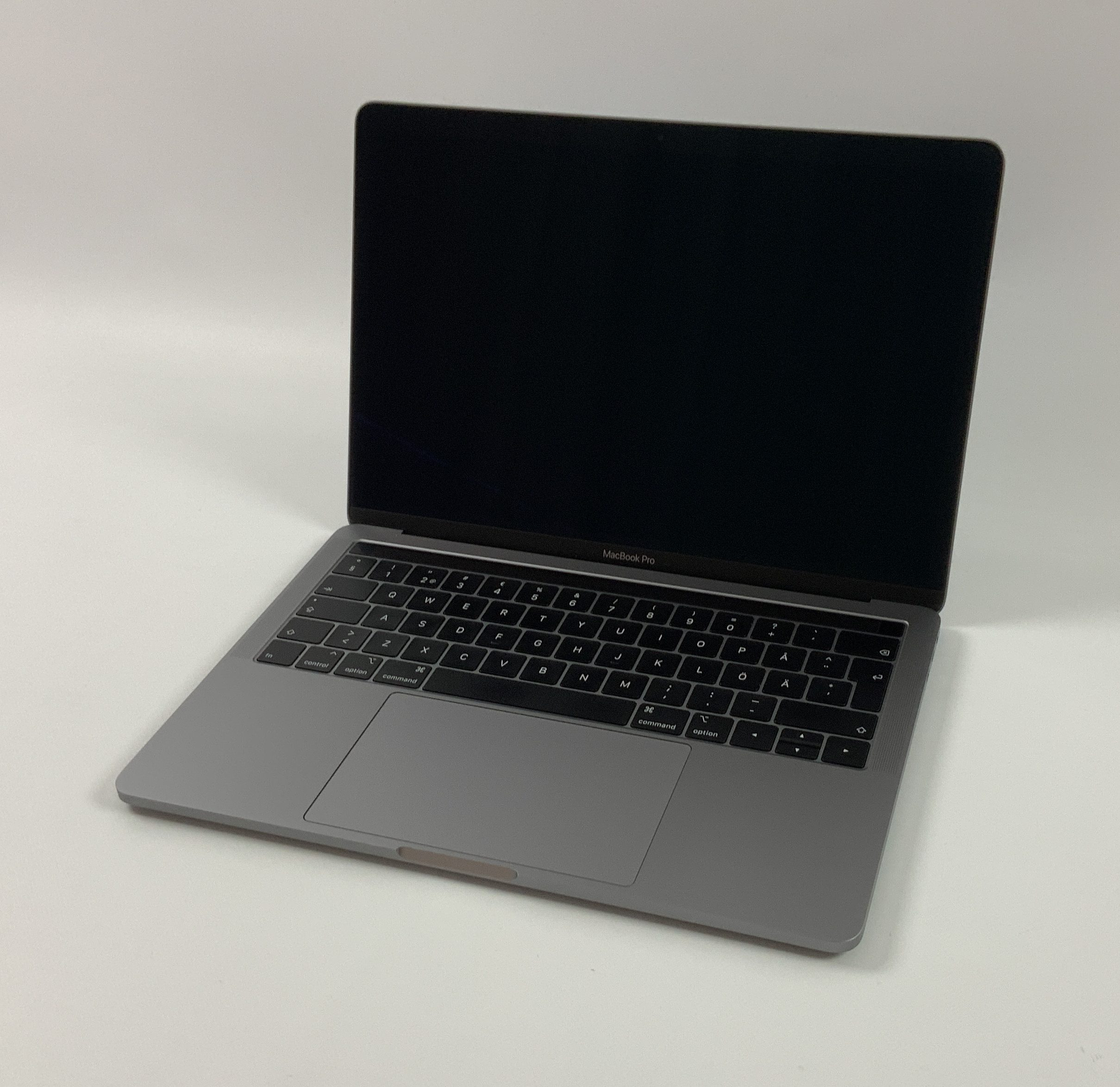 "MacBook Pro 13"" 4TBT Mid 2018 (Intel Quad-Core i5 2.3 GHz 8 GB RAM 256 GB SSD), Space Gray, Intel Quad-Core i5 2.3 GHz, 8 GB RAM, 256 GB SSD, obraz 1"
