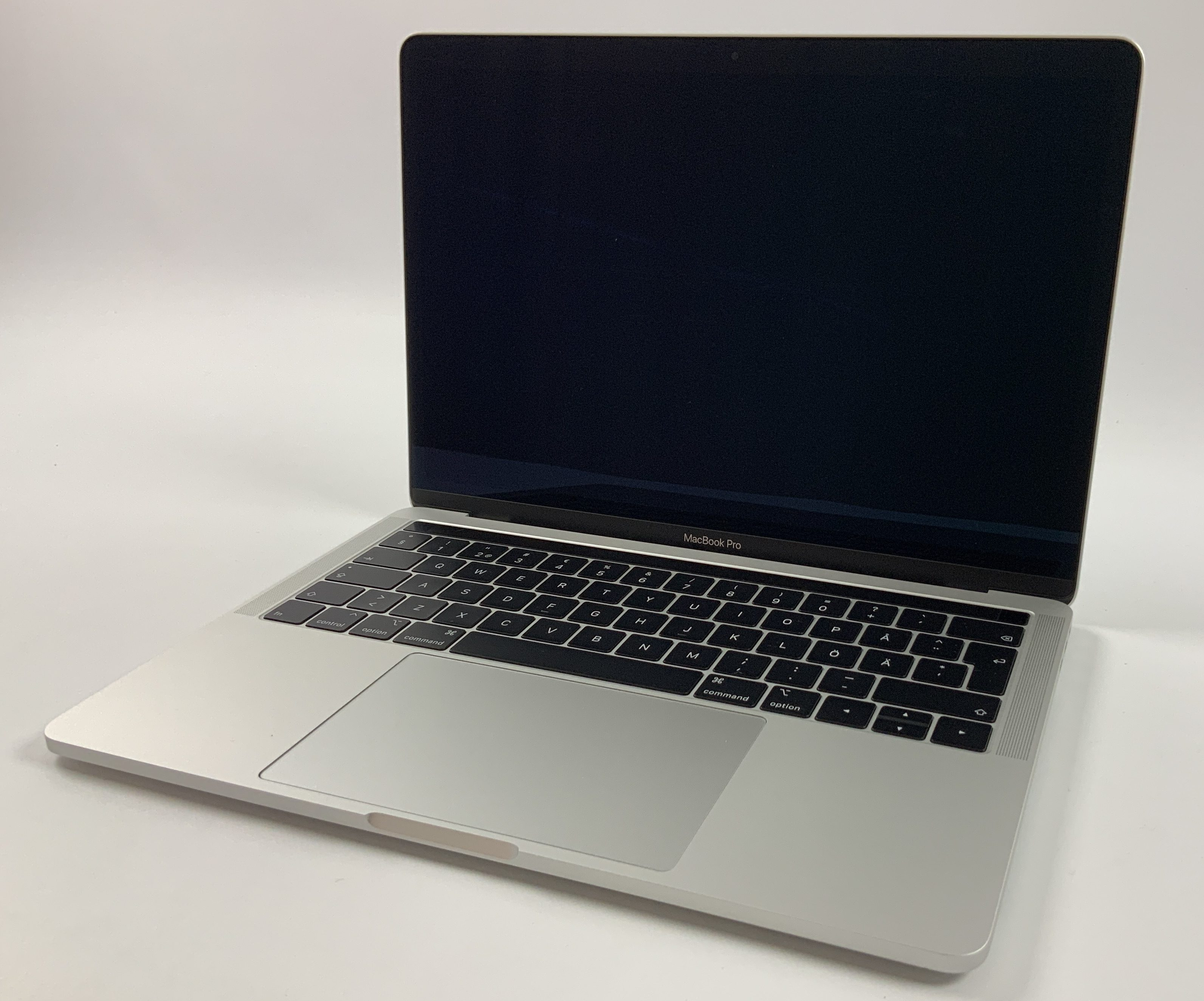 "MacBook Pro 13"" 4TBT Mid 2018 (Intel Quad-Core i5 2.3 GHz 8 GB RAM 512 GB SSD), Silver, Intel Quad-Core i5 2.3 GHz, 8 GB RAM, 512 GB SSD, image 1"