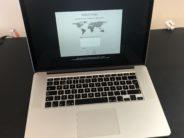 MacBook Pro 15-inch Retina, 2,3 GHz Intel Core i7, 8 GB 1600 MHz DDR3, 256 GB SSD, Produktens ålder: 72 månader, image 3