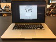 MacBook Pro 15-inch Retina, 2,3GHz Inte Core i7, 8GB 1600MHz DDR3, 256GB SSD, Produktens ålder: 67 månader, image 2