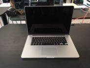 MacBook Pro 15-inch Retina, 2.8 GHz Intel Core i7 (Haswell), 16 GB 1600 MHz DDR3L , 256 GB Flash, Produktens ålder: 28 månader, image 2