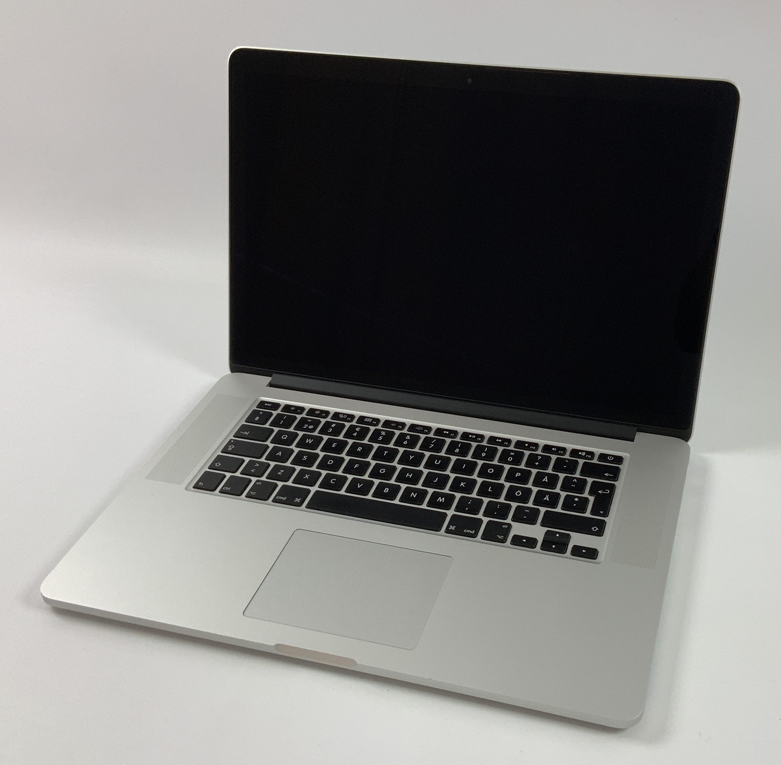 "MacBook Pro Retina 15"" Mid 2014 (Intel Quad-Core i7 2.2 GHz 16 GB RAM 256 GB SSD), Intel Quad-Core i7 2.2 GHz, 16 GB RAM, 256 GB SSD, obraz 1"