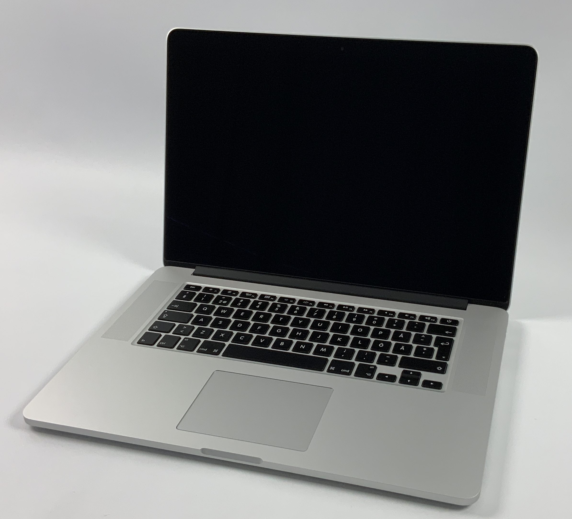 "MacBook Pro Retina 15"" Mid 2015 (Intel Quad-Core i7 2.2 GHz 16 GB RAM 256 GB SSD), Intel Quad-Core i7 2.2 GHz, 16 GB RAM, 256 GB SSD, immagine 1"