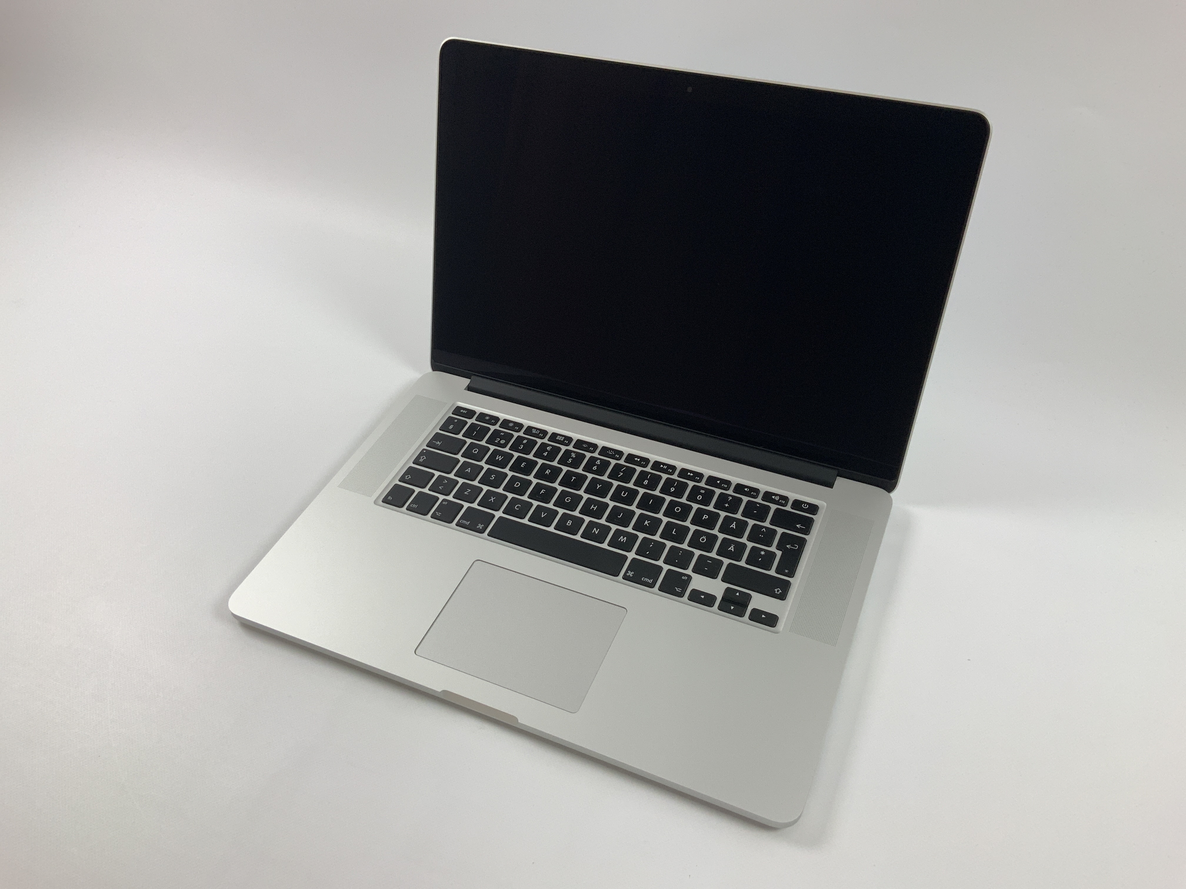 "MacBook Pro Retina 15"" Mid 2015 (Intel Quad-Core i7 2.8 GHz 16 GB RAM 256 GB SSD), Intel Quad-Core i7 2.8 GHz, 16 GB RAM, 256 GB SSD, bild 1"