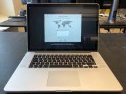 MacBook Pro (Retina 15-inch Late 2013), Intel Core i7, 2,6 GHz (Haswell), 16 GB (1600 MHz), 128 GB Flash, Produktens ålder: 49 månader, image 3