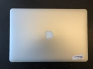 MacBook Pro (Retina 15-inch Late 2013), Intel Core i7, 2,6 GHz (Haswell), 16 GB (1600 MHz), 128 GB Flash, Produktens ålder: 49 månader, image 2