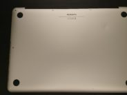 MacBook Pro (Retina 15-inch Mid 2014), Intel Core i7 2,2 GHz (Haswell), 16 GB PC3-12800 (1600 MHz) DDR3L on-board memory, 256 GB Flash, Produktens ålder: 46 månader, image 2