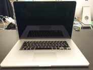 MacBook Pro (Retina 15-inch Mid 2014), Intel Core i7 2,2 GHz (Haswell), 16 GB PC3-12800 (1600 MHz) DDR3L on-board memory, 256 GB Flash, Produktens ålder: 46 månader, image 4