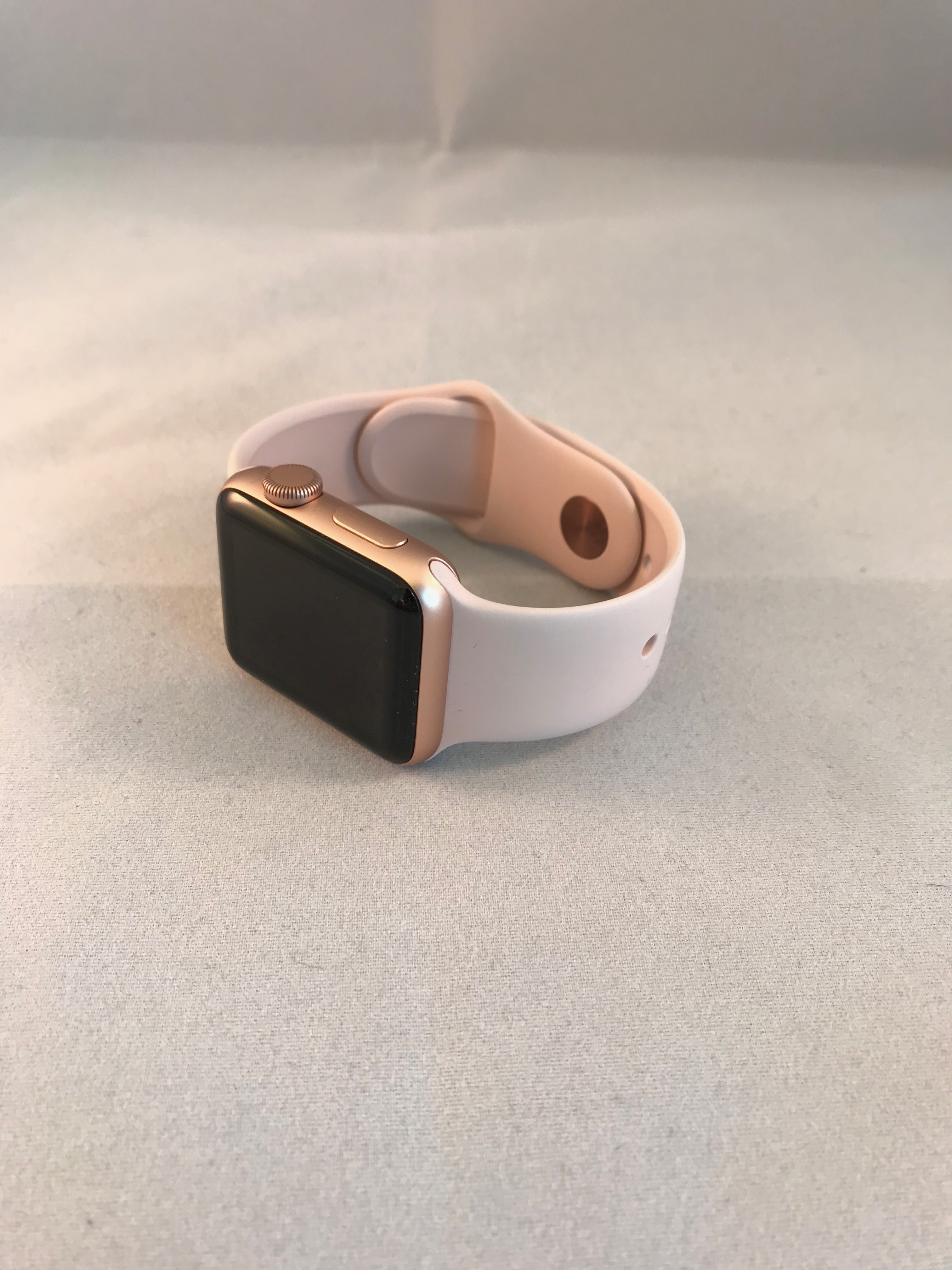 Watch Series 3 (38mm), Sport Band - Pink Sand, bild 3