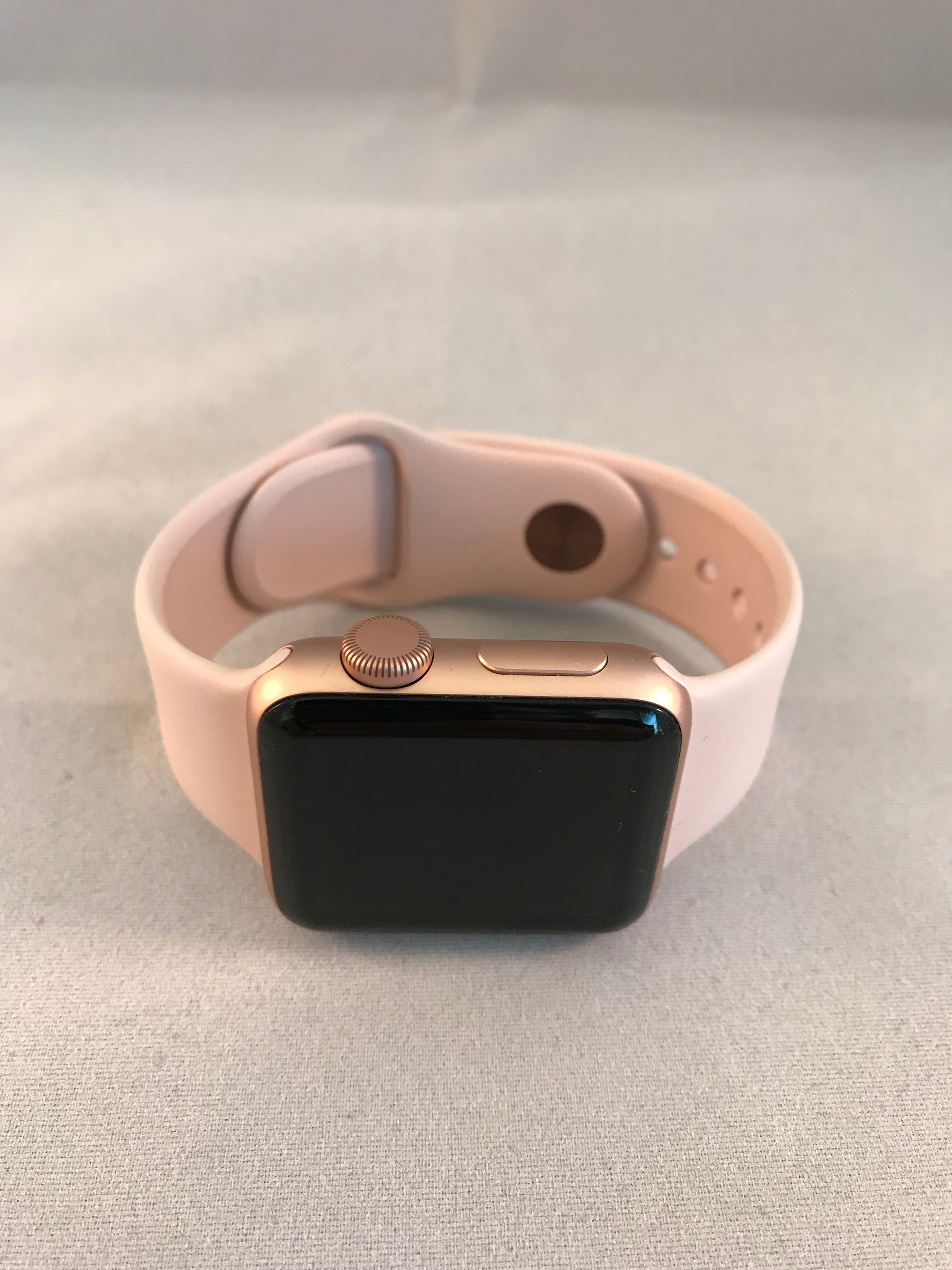 Watch Series 3 (38mm), Sport Band - Pink Sand, bild 2