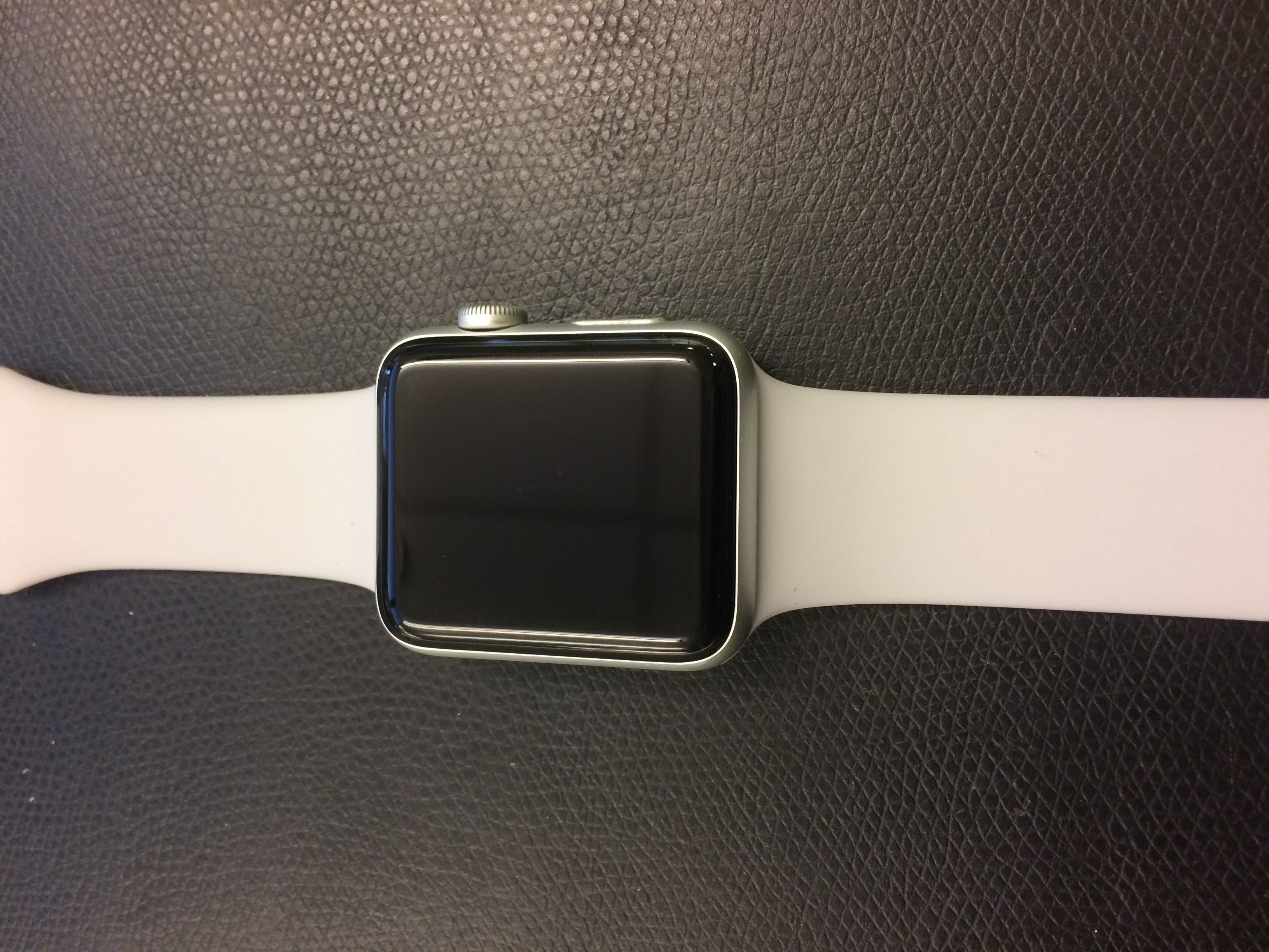 Watch Series 3 (42mm), Sport band - Fog, Bild 2