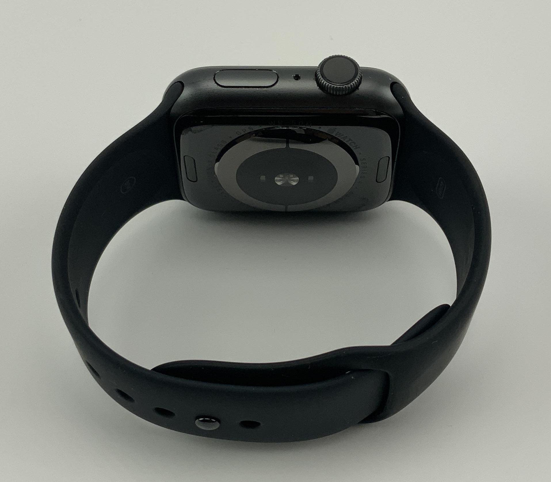 Watch Series 4 Aluminum (44mm), Space Gray, Black Sport Band, Kuva 4
